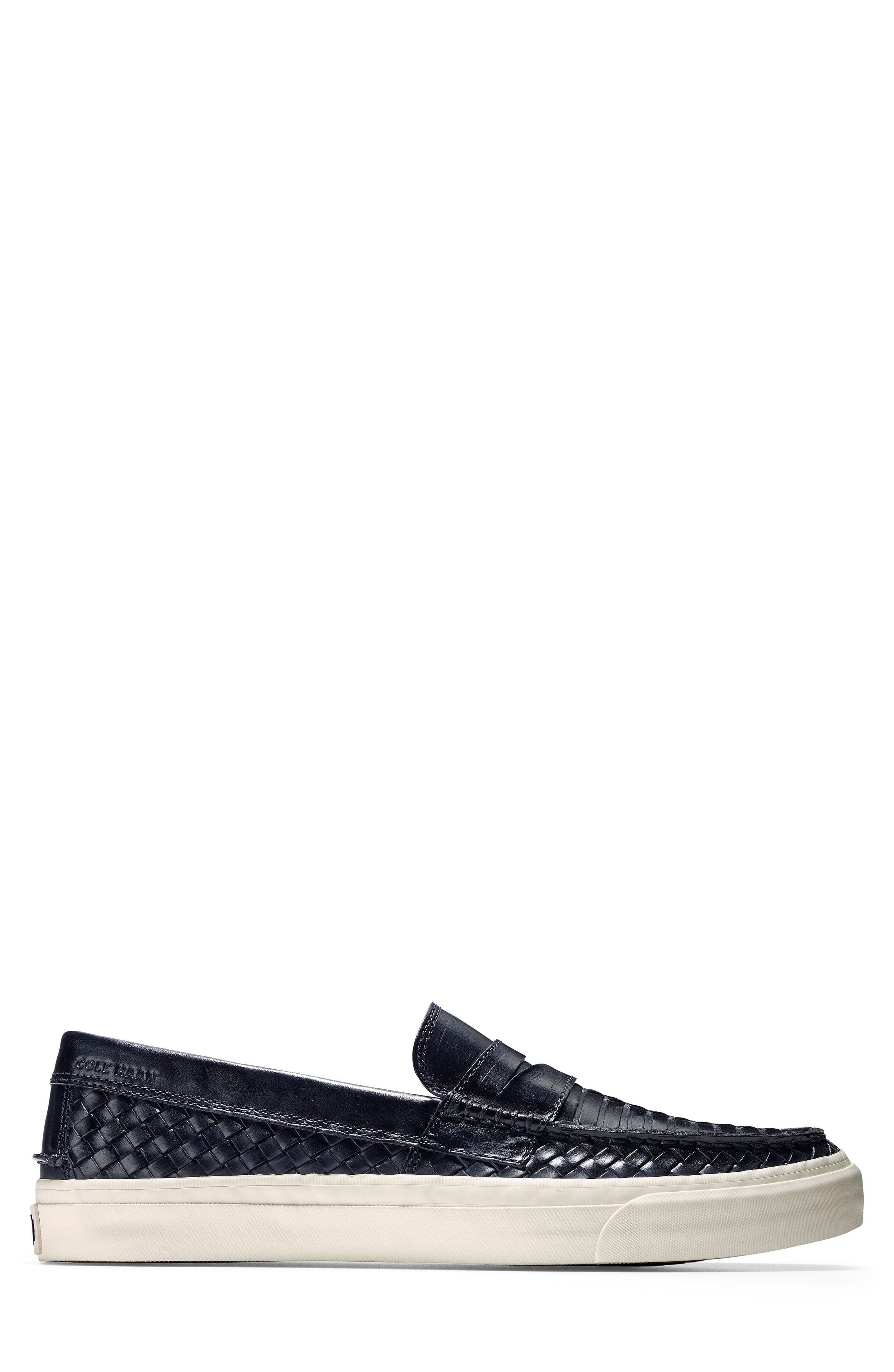 Pinch Weekend LX Huarache Loafer,                             Alternate thumbnail 9, color,