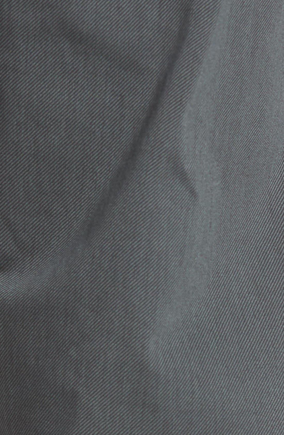 Slim Fit Five-Pocket Pants,                             Alternate thumbnail 5, color,                             017
