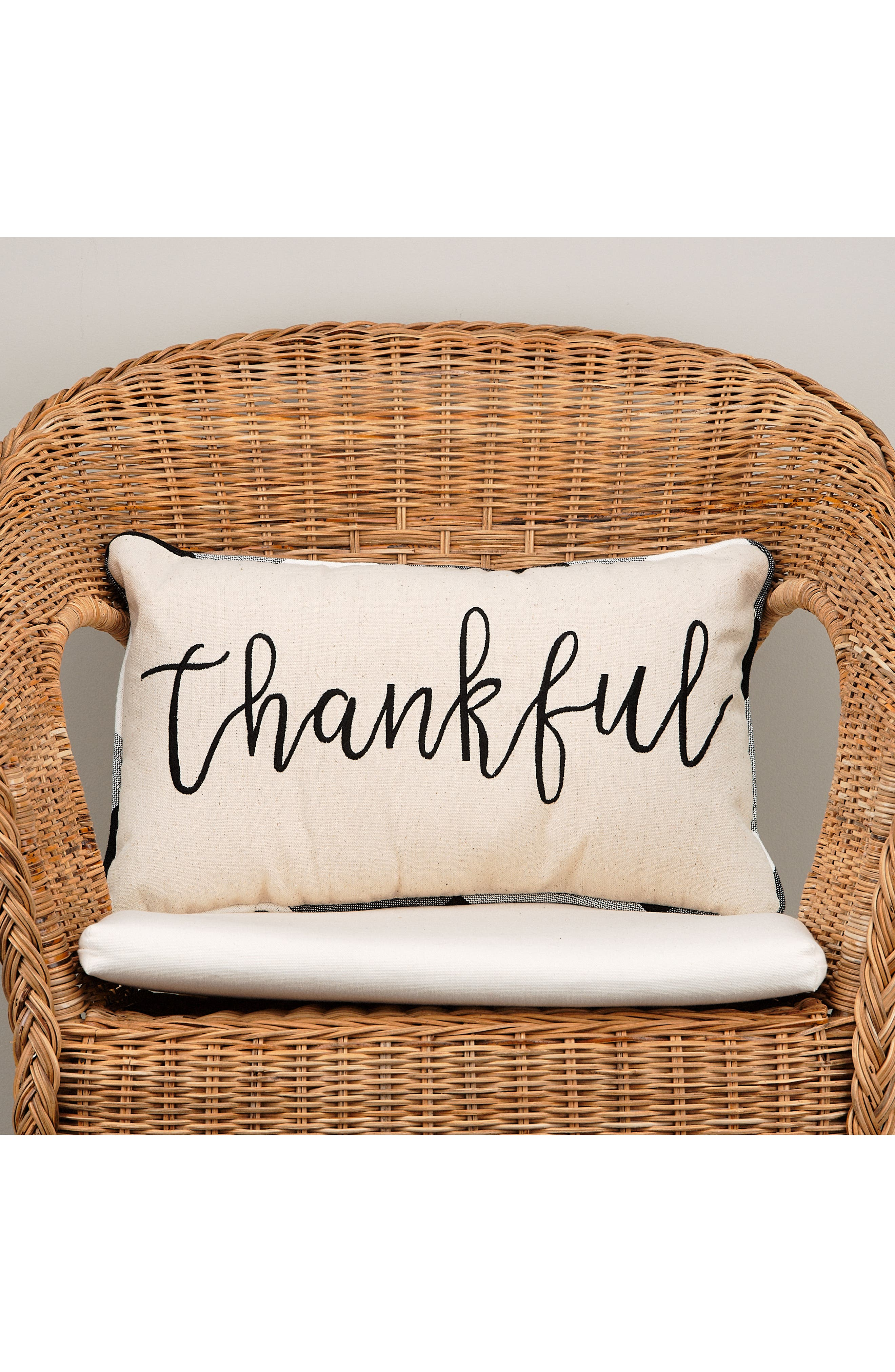 GLORY HAUS,                             Thankful Accent Pillow,                             Alternate thumbnail 2, color,                             900