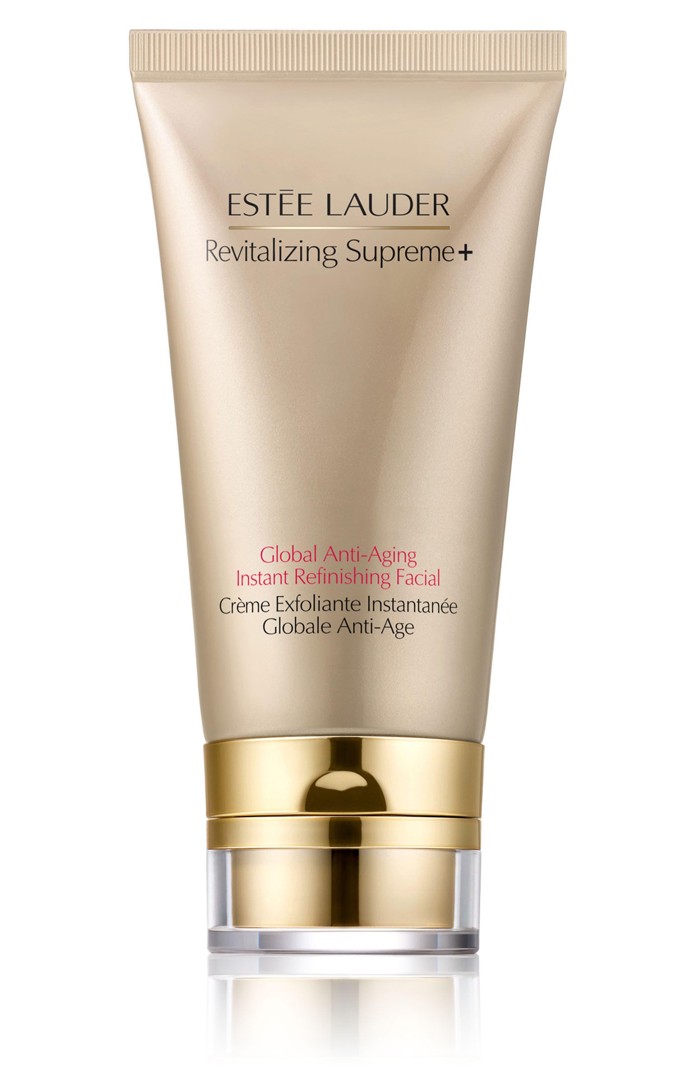 ESTÉE LAUDER Revitalizing Supreme+ Global Anti-Aging Instant Refinishing Facial, Main, color, NO COLOR