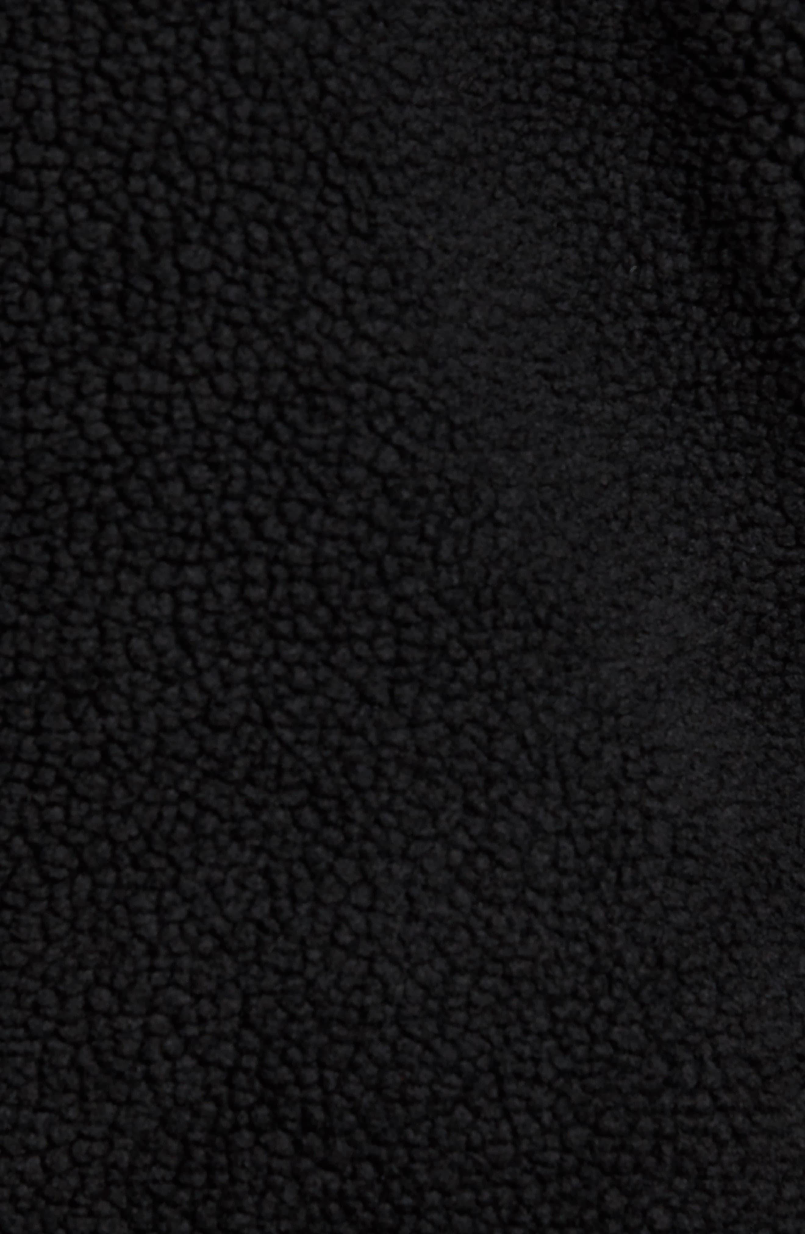 Retro-X Fleece Jacket,                             Alternate thumbnail 6, color,                             002