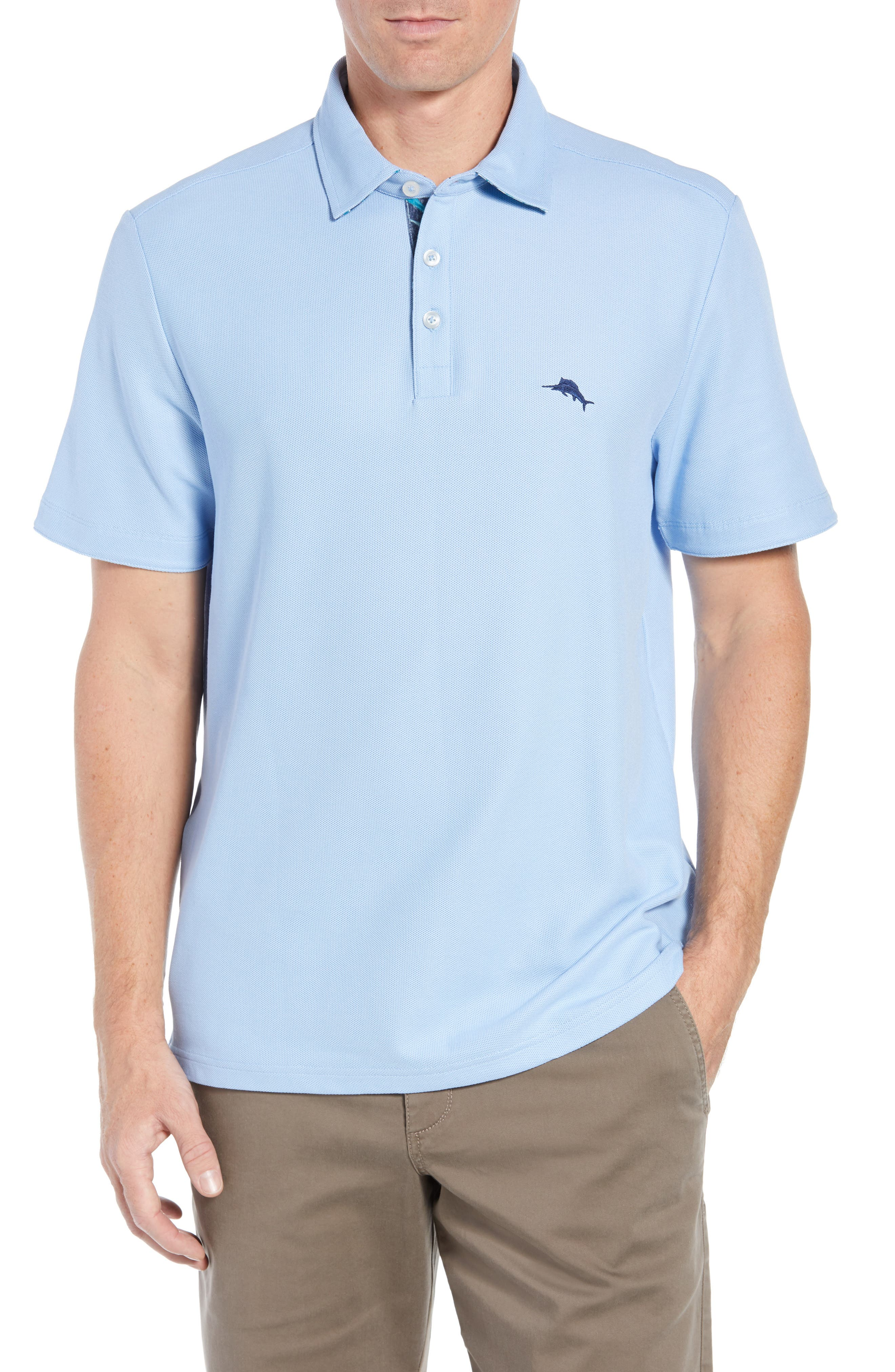 Five O'Clock Polo Shirt,                             Main thumbnail 1, color,                             400