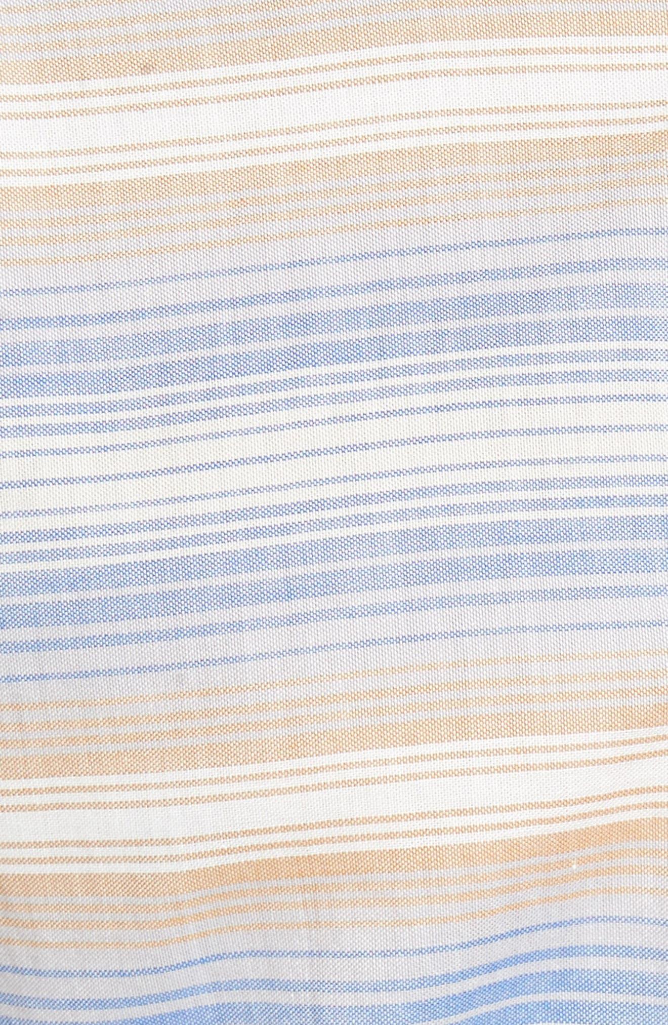 Aventail Stripe Shirt,                             Alternate thumbnail 10, color,