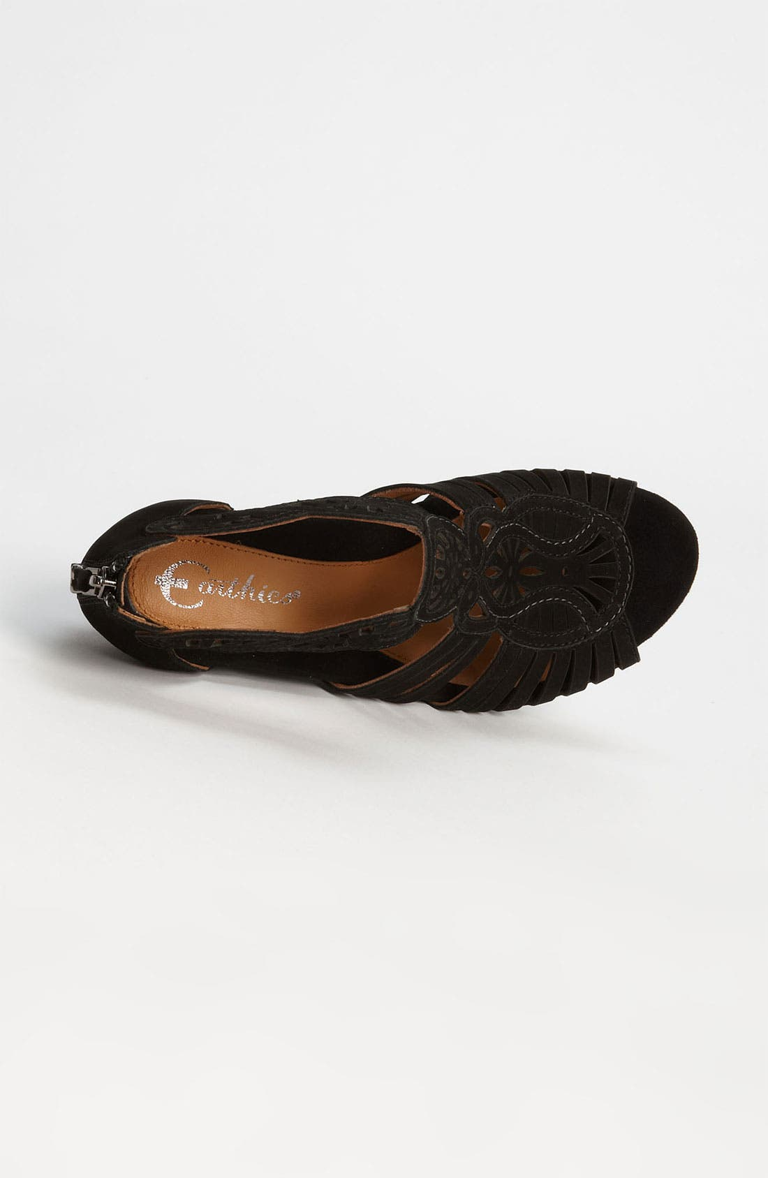 'Caradonna' Sandal,                             Alternate thumbnail 2, color,                             001