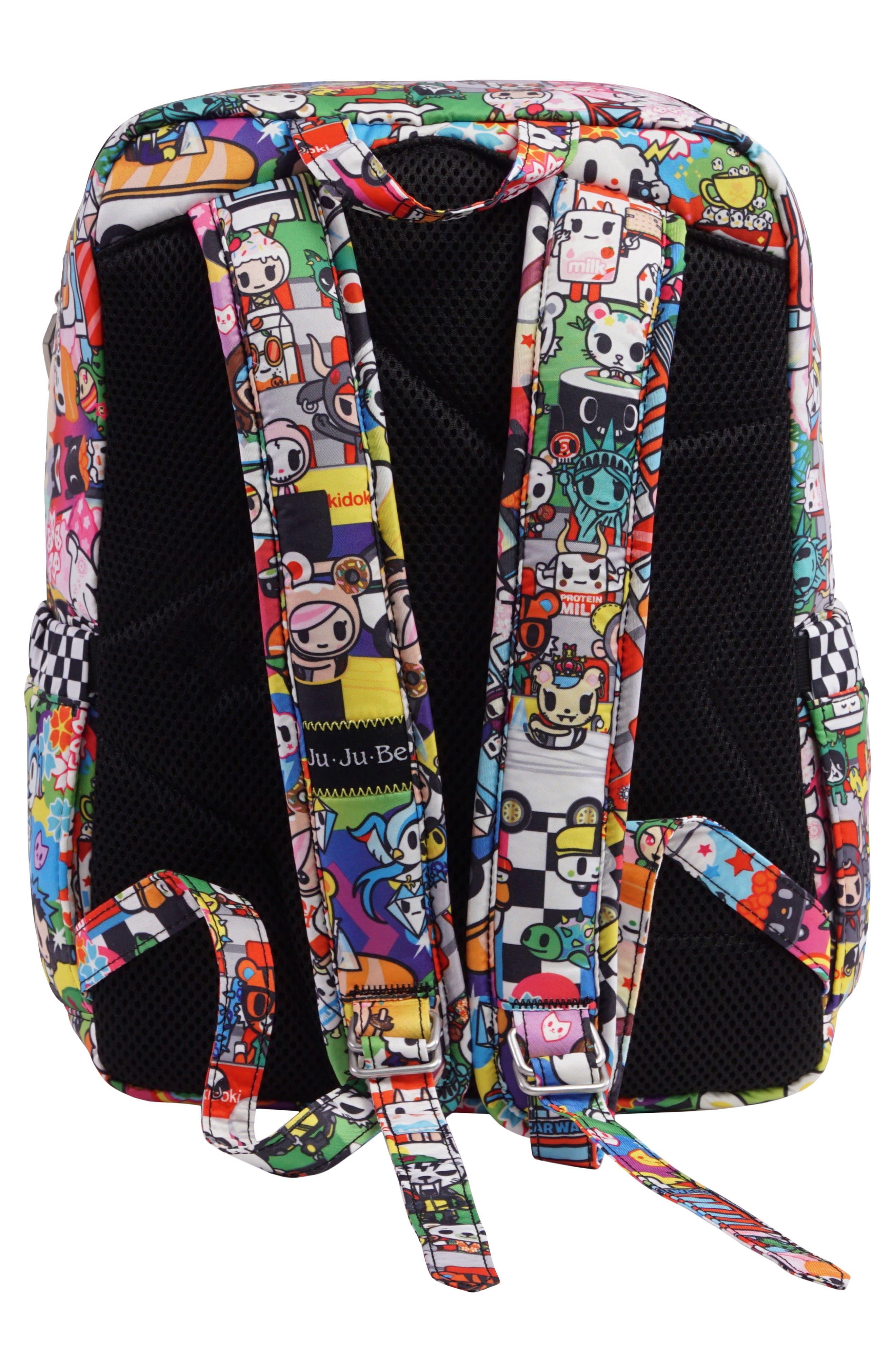 tokidoki x Ju-Ju-Be 'Mini Be' Backpack,                             Alternate thumbnail 2, color,                             SUSHI CARS