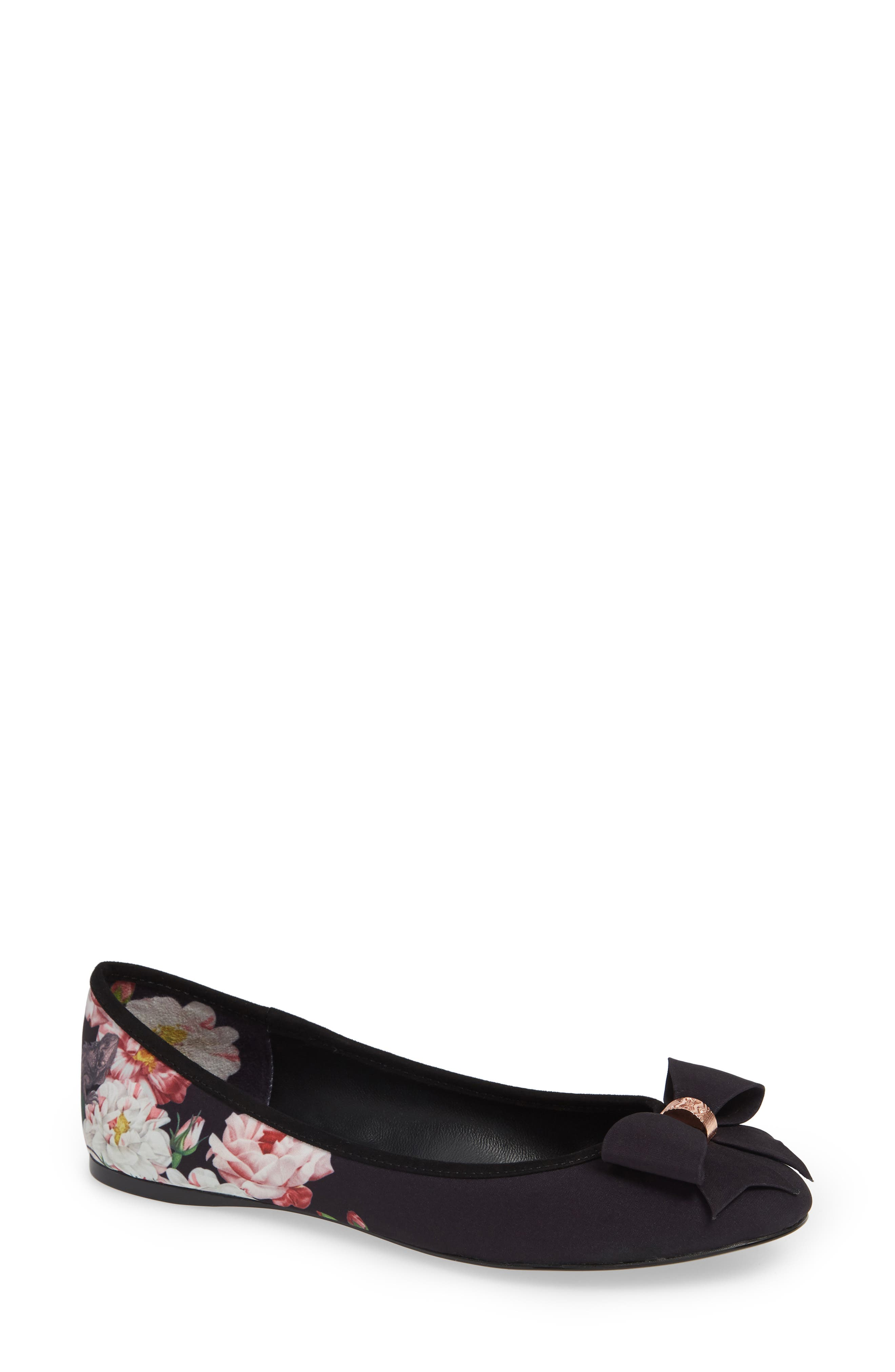 TED BAKER LONDON Sualli Flat, Main, color, 001