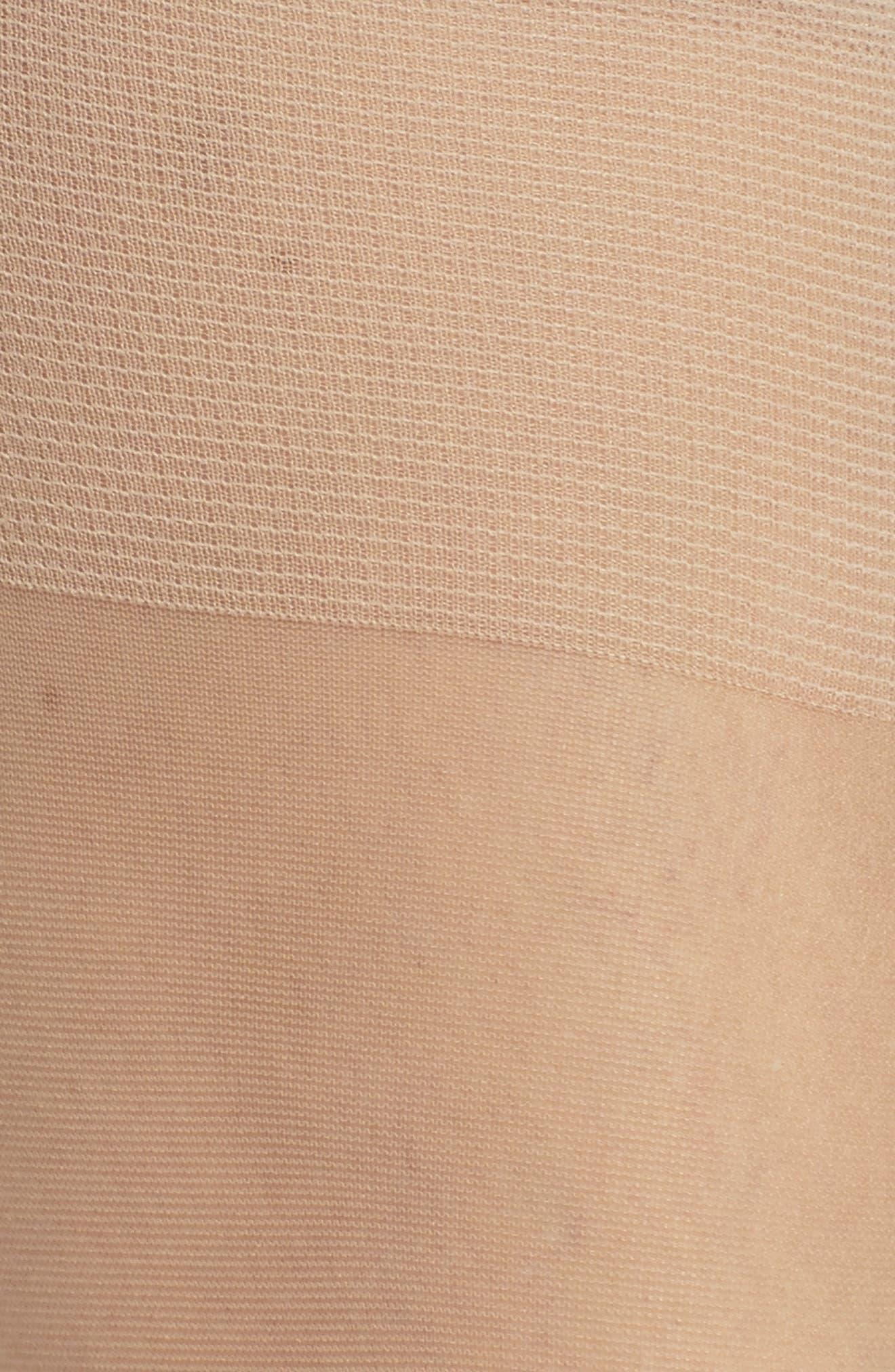 3-Pack Sheer Knee Highs,                             Alternate thumbnail 4, color,                             LIGHT NUDE