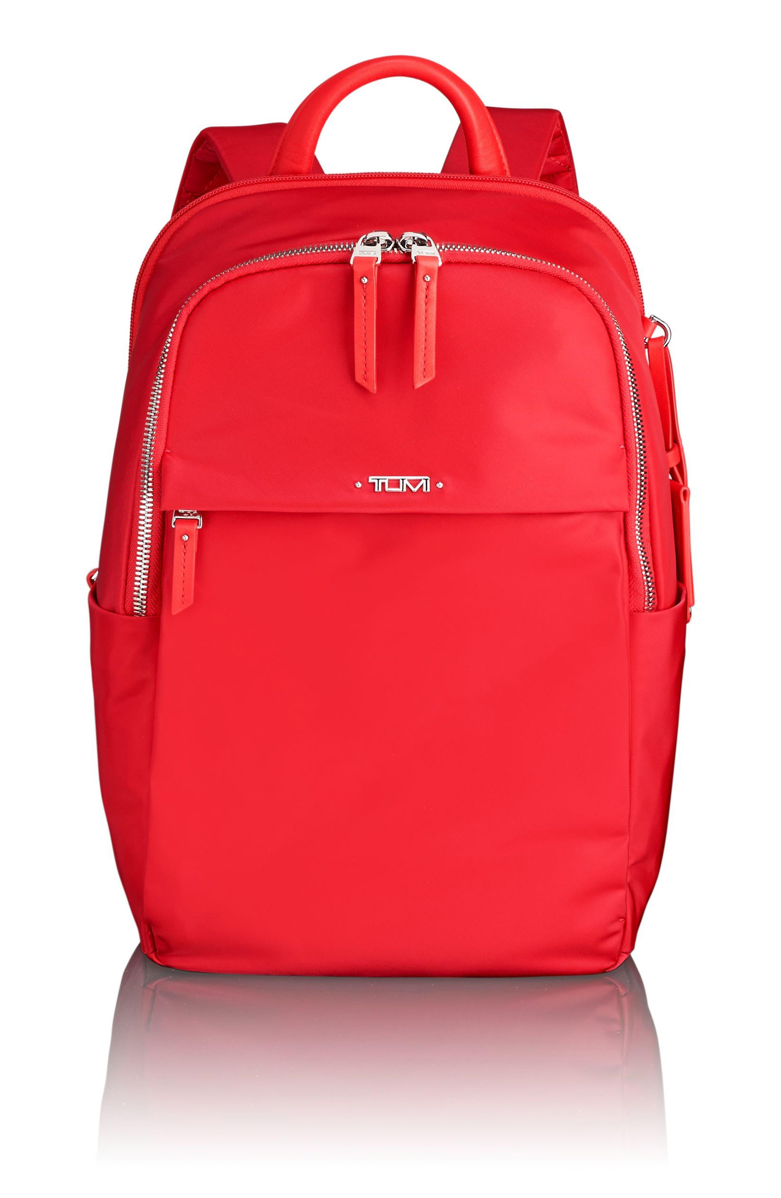 Voyageur - Small Daniella Nylon Backpack,                             Main thumbnail 1, color,                             650