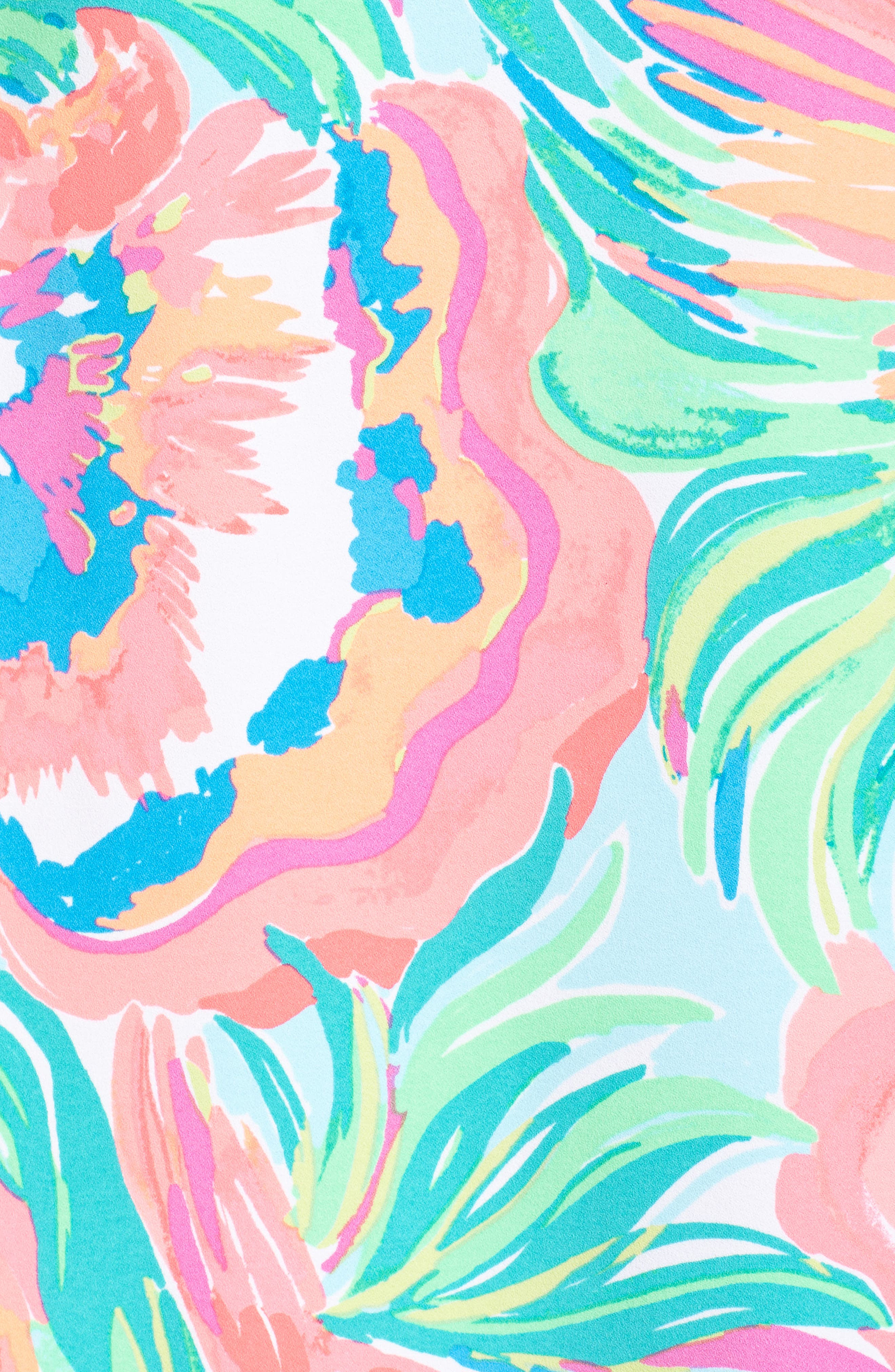 Stella Shift Dress,                             Alternate thumbnail 6, color,                             460