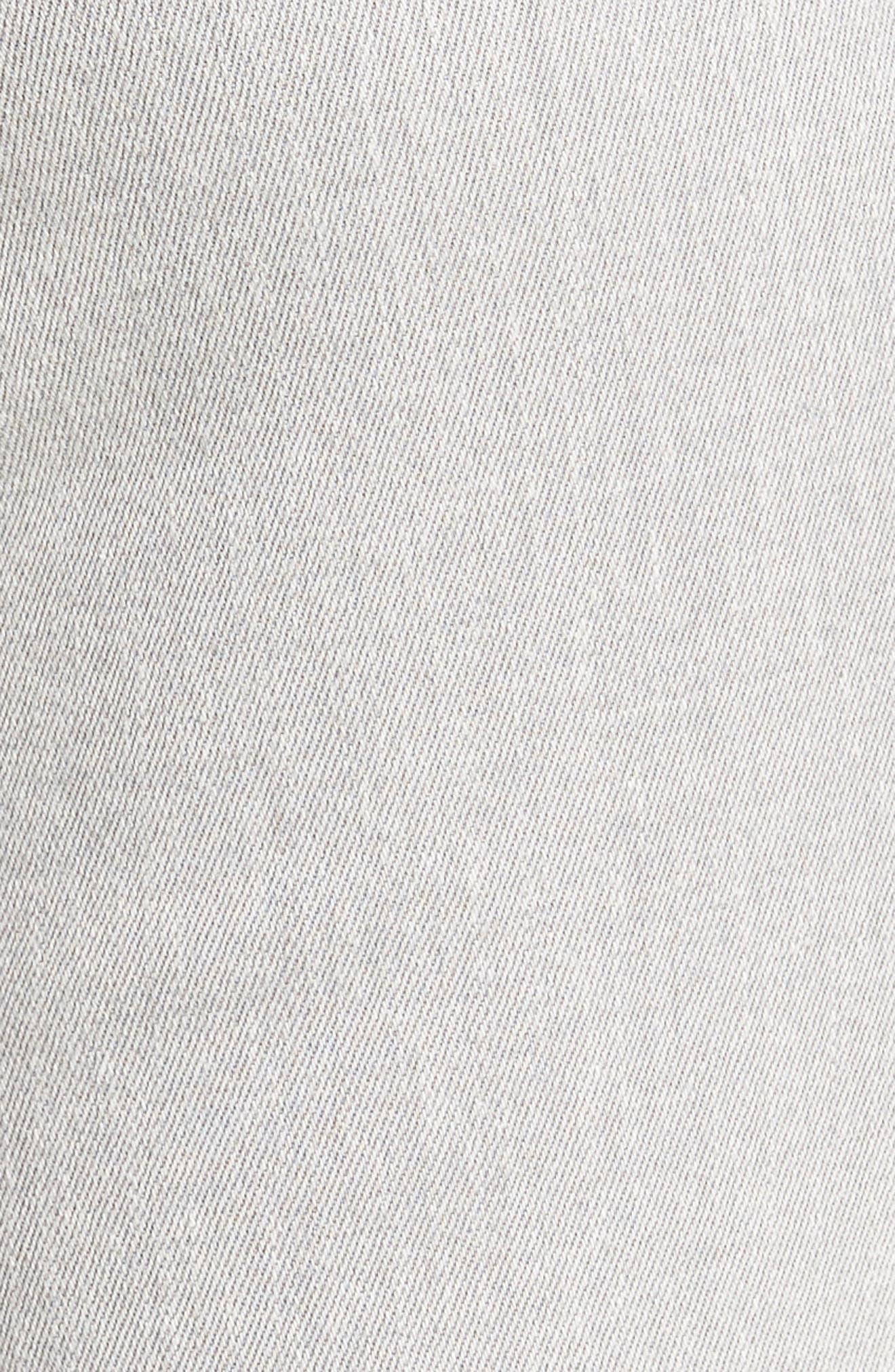 'Dayla' Colored Wide Cuff Capri Jeans,                             Alternate thumbnail 58, color,
