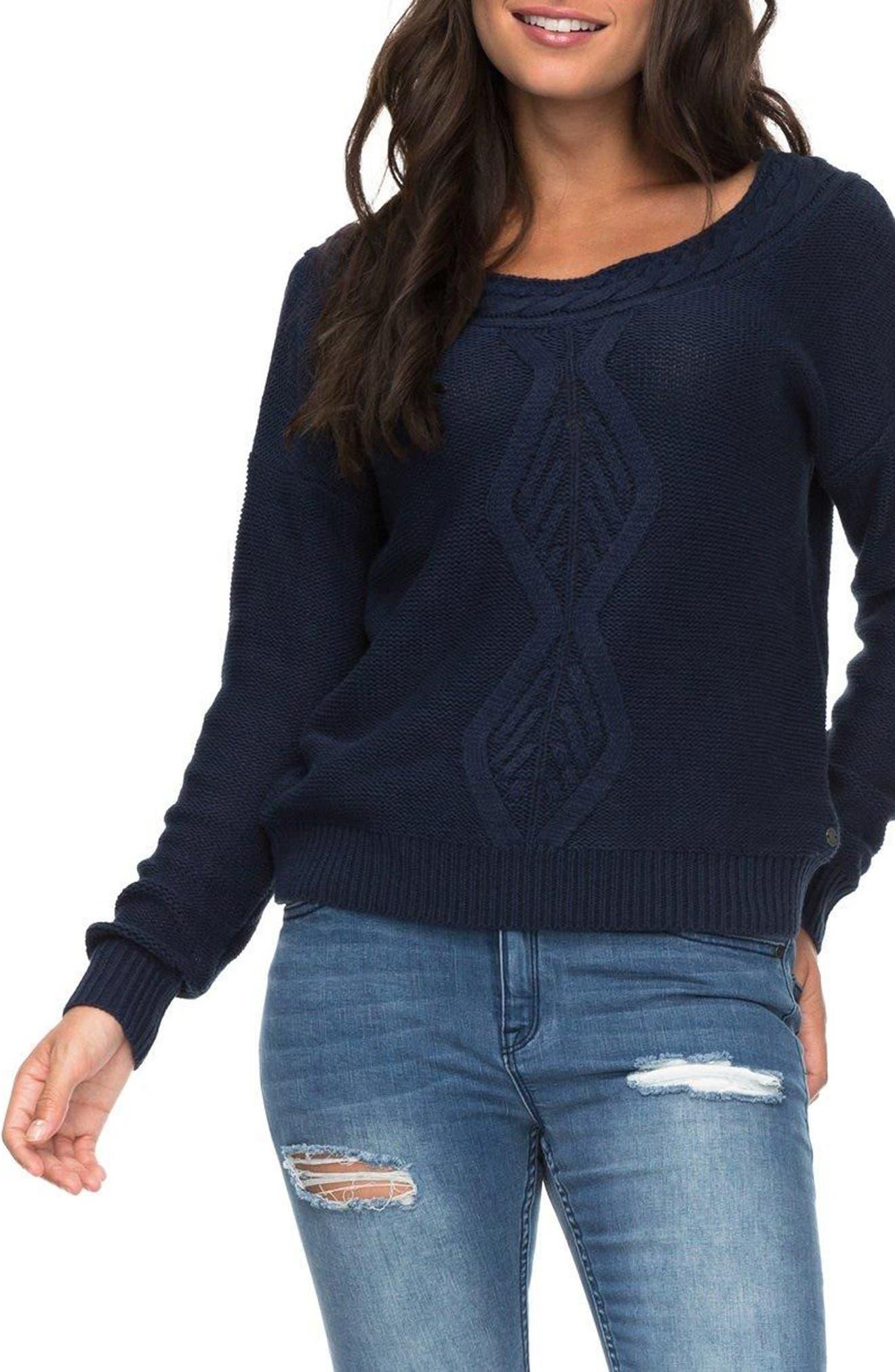 Choose to Shine Sweater,                             Main thumbnail 3, color,