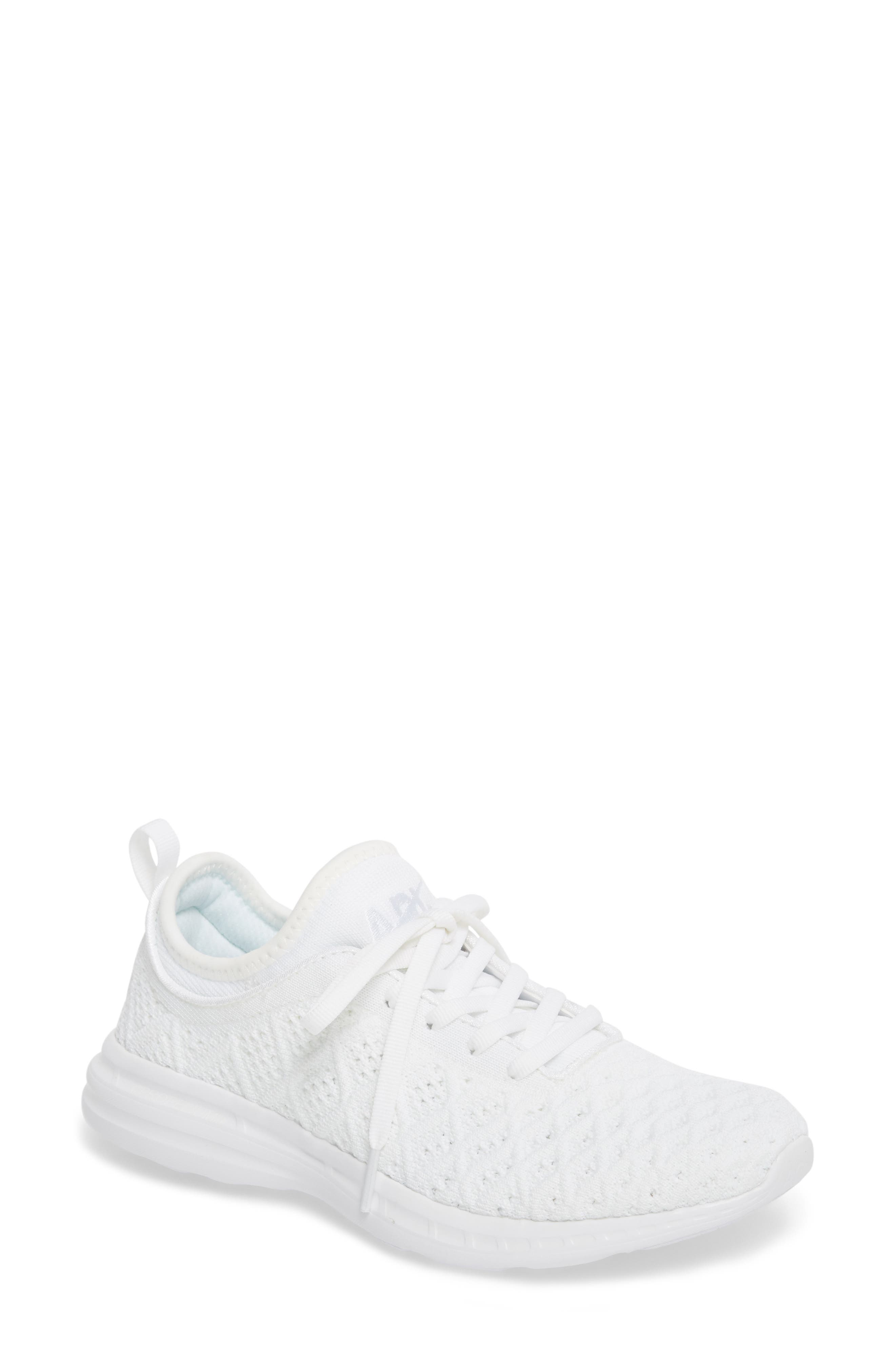 APL ATHLETIC PROPULSION LABS 'Techloom Phantom' Running Shoe in White