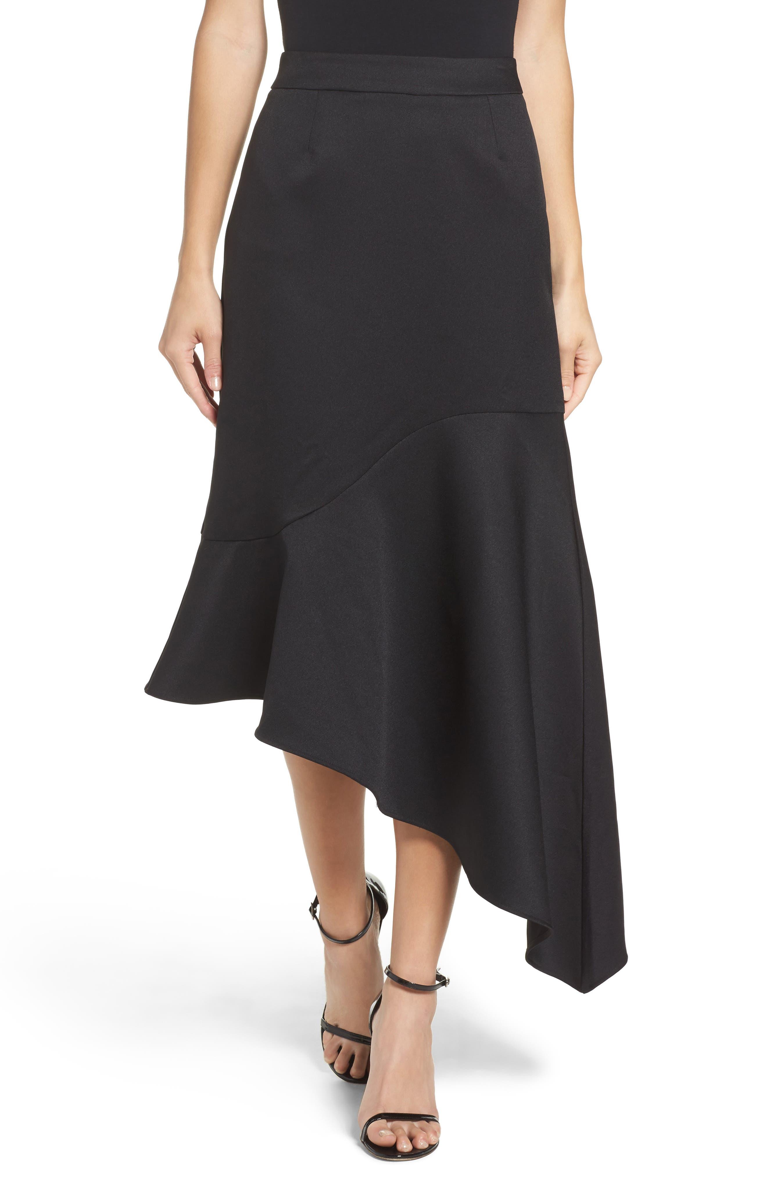 Neve Skirt,                             Main thumbnail 1, color,                             001