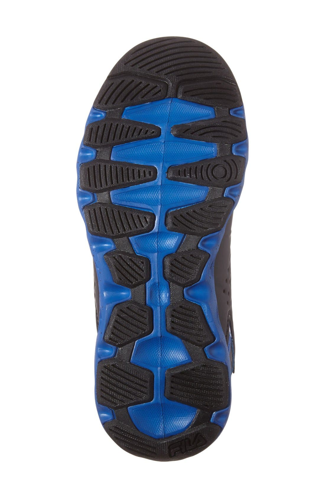 FILA,                             Big Bang High Top Sneaker,                             Alternate thumbnail 4, color,                             001