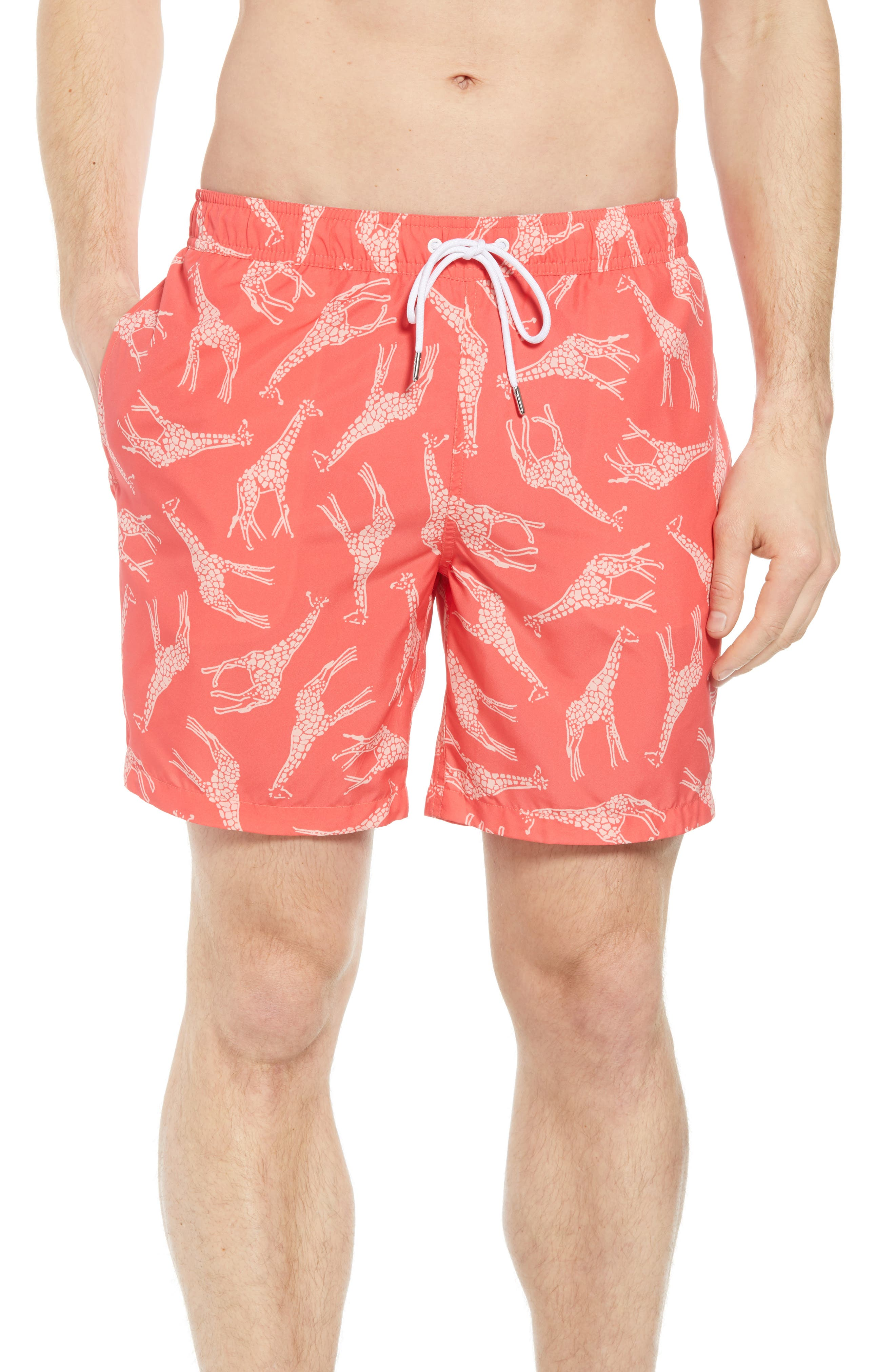Banzai 7-Inch Swim Trunks,                         Main,                         color,