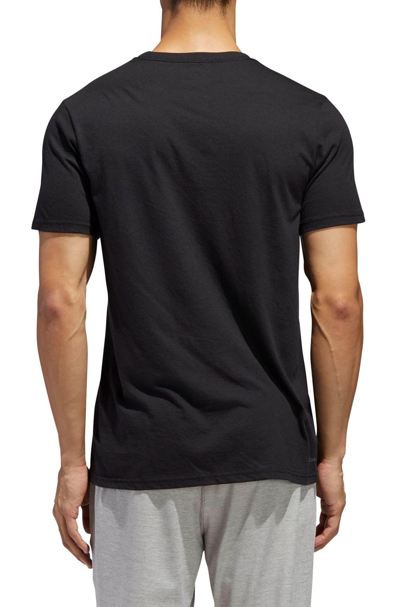Slim Fit Soccer Graphic T-Shirt,                             Alternate thumbnail 2, color,                             001