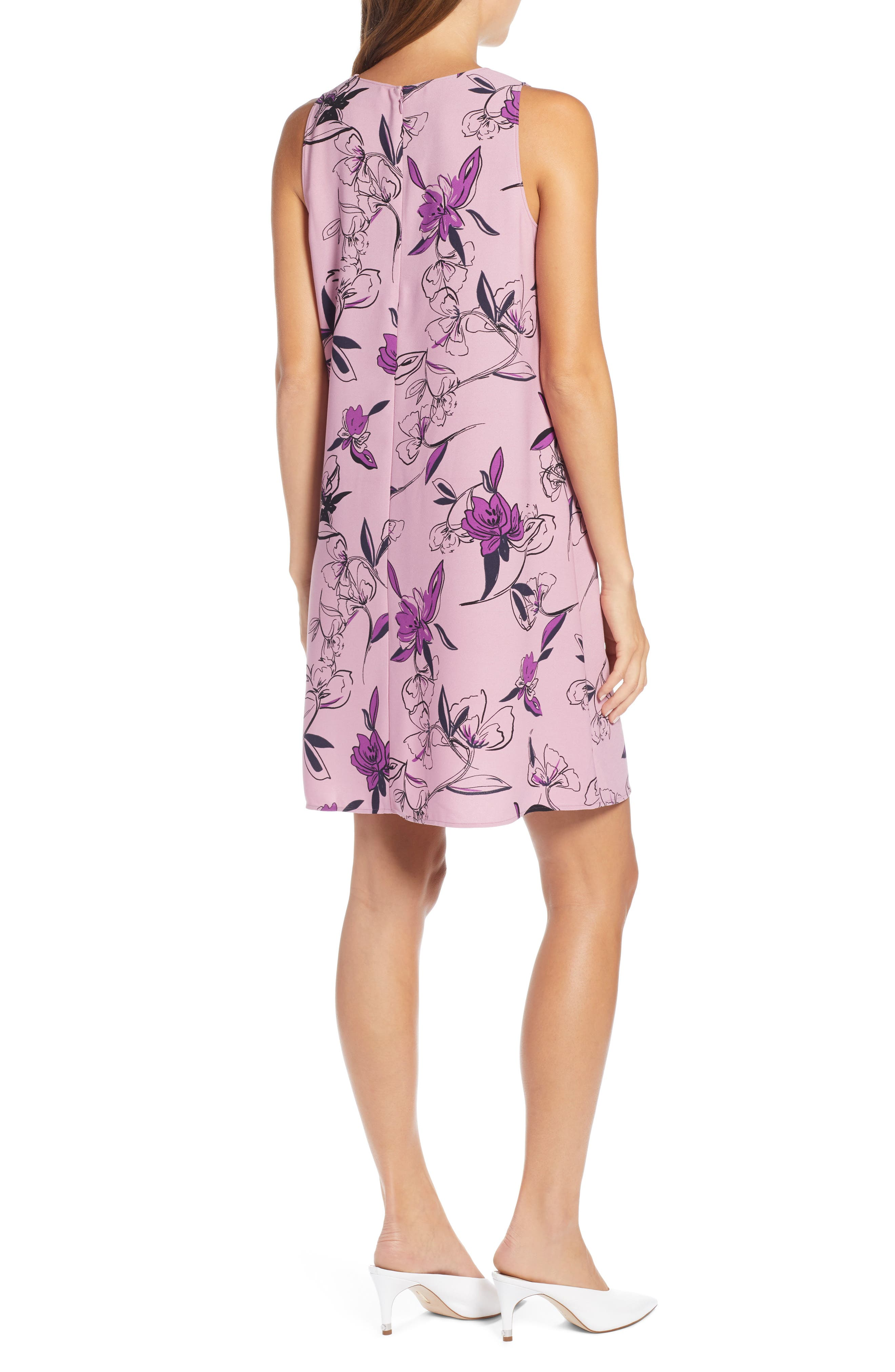 A-Line Dress,                             Alternate thumbnail 43, color,