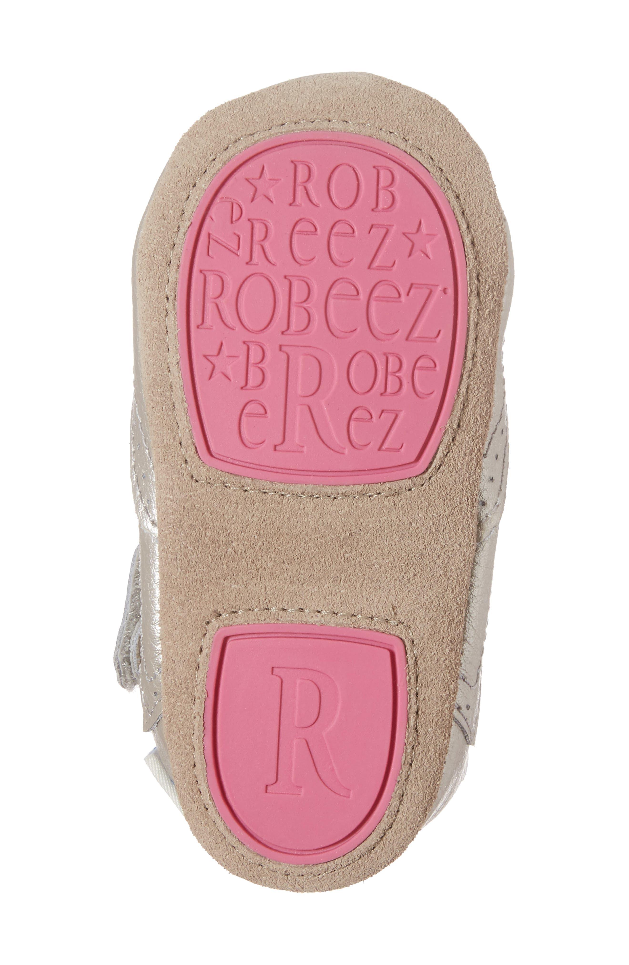 Ruby Crib Shoe,                             Alternate thumbnail 6, color,                             020