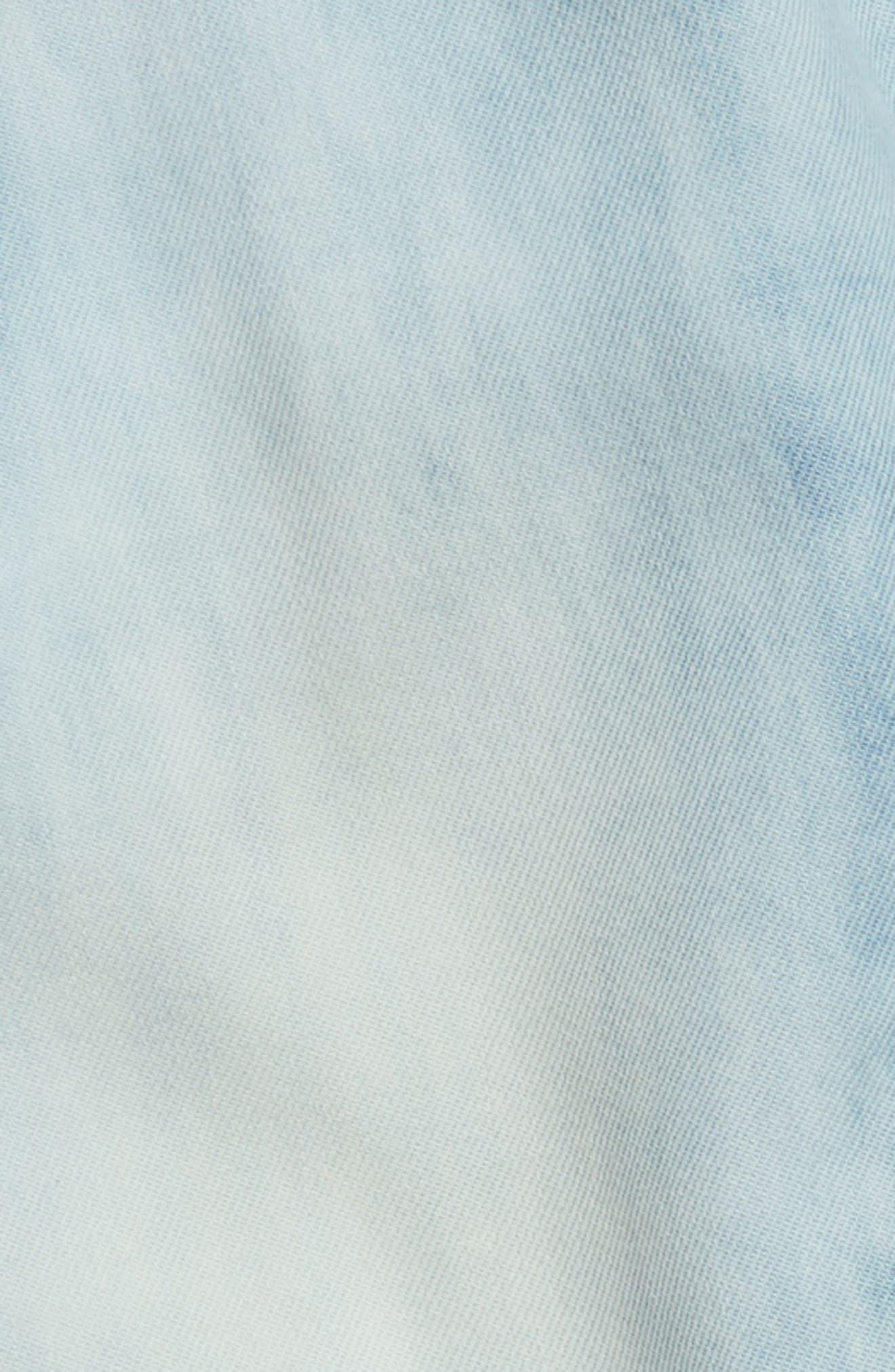 Denim Jogger Pants,                             Alternate thumbnail 3, color,                             450