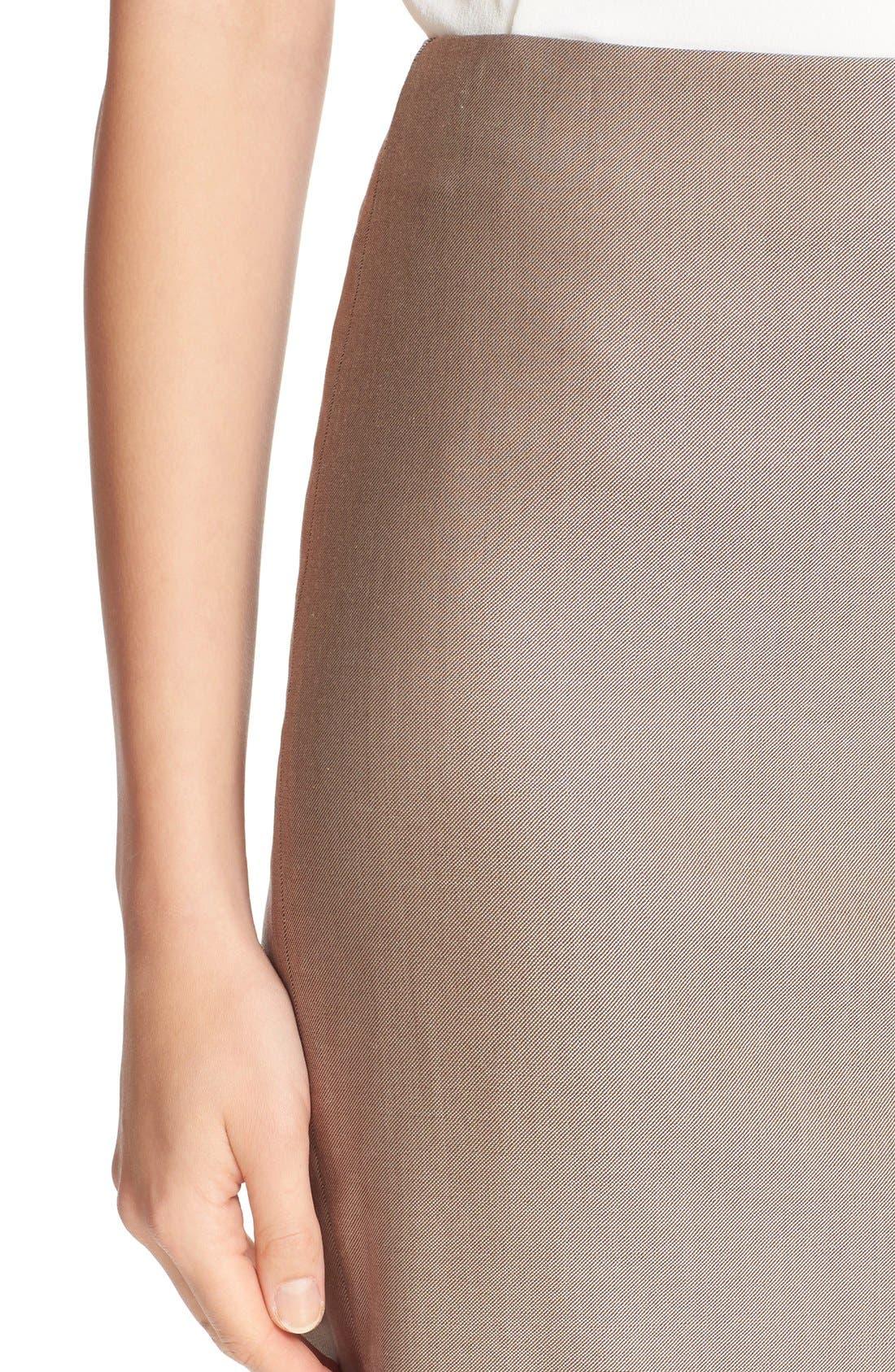 Wool Blend Pencil Skirt,                             Alternate thumbnail 10, color,                             220