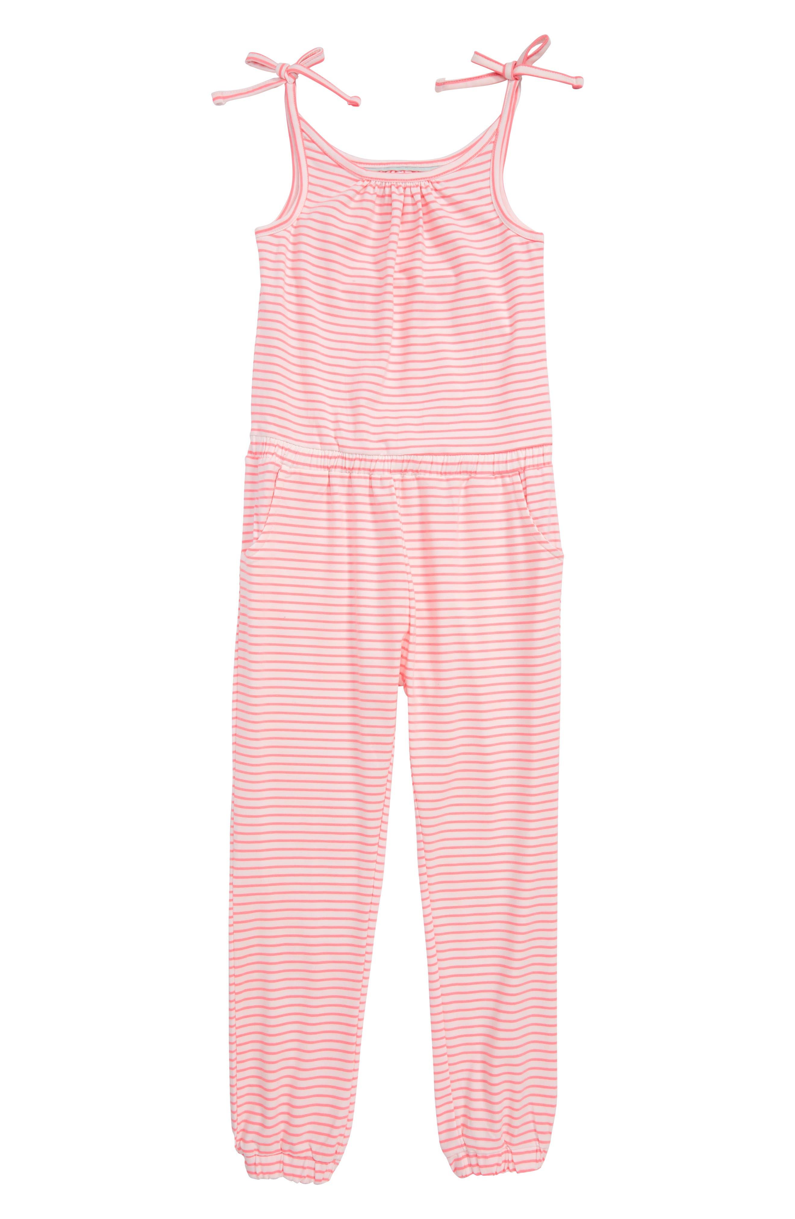 MINI BODEN Jersey Jumpsuit, Main, color, 664