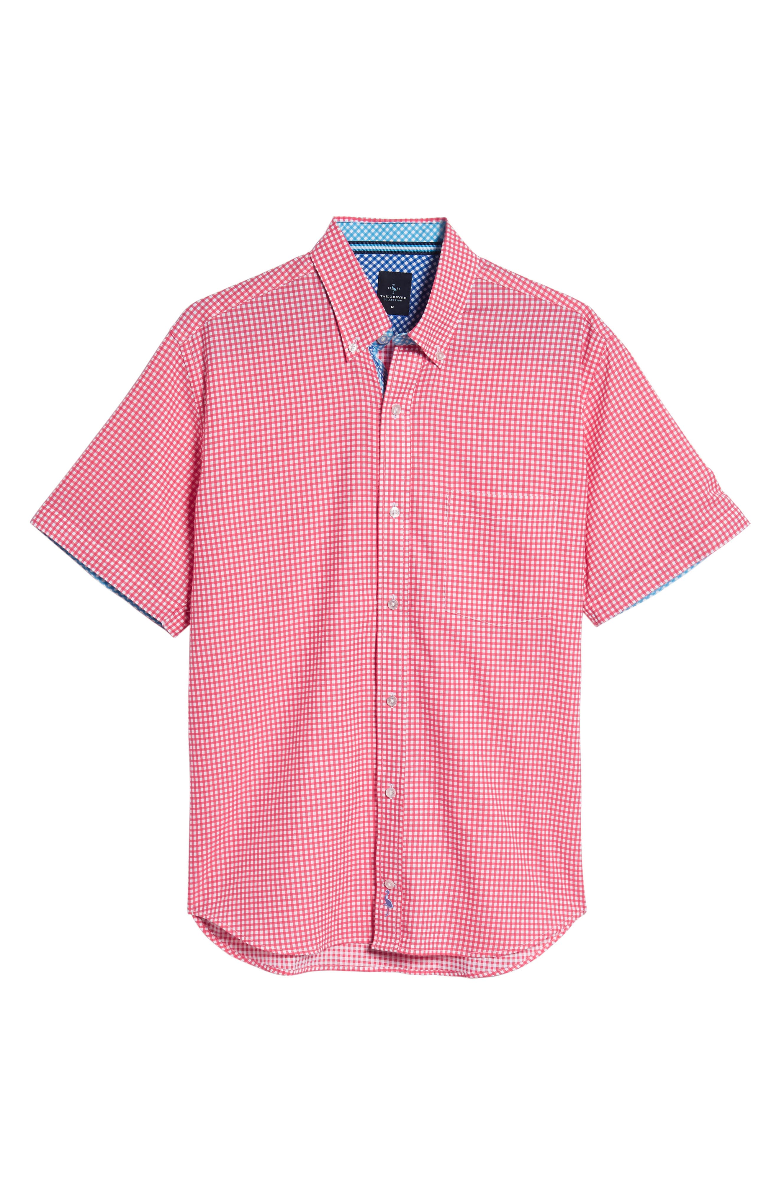 Aden Regular Fit Sport Shirt,                             Alternate thumbnail 6, color,                             950