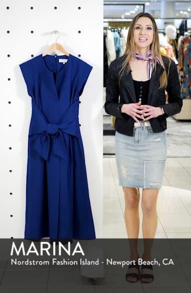 Lennox Belted Midi Dress, sales video thumbnail