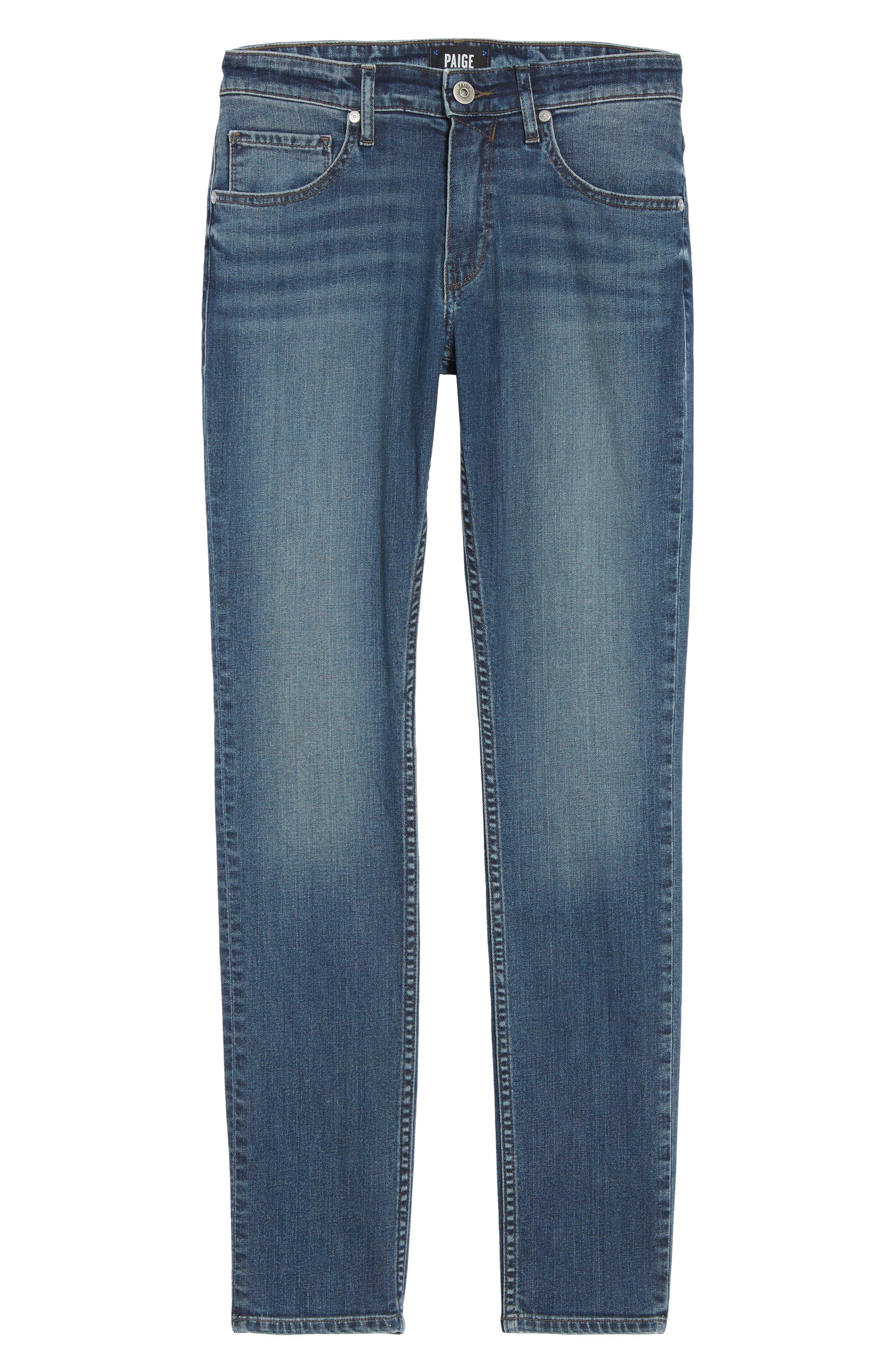 Legacy - Croft Skinny Jeans,                             Alternate thumbnail 6, color,                             400