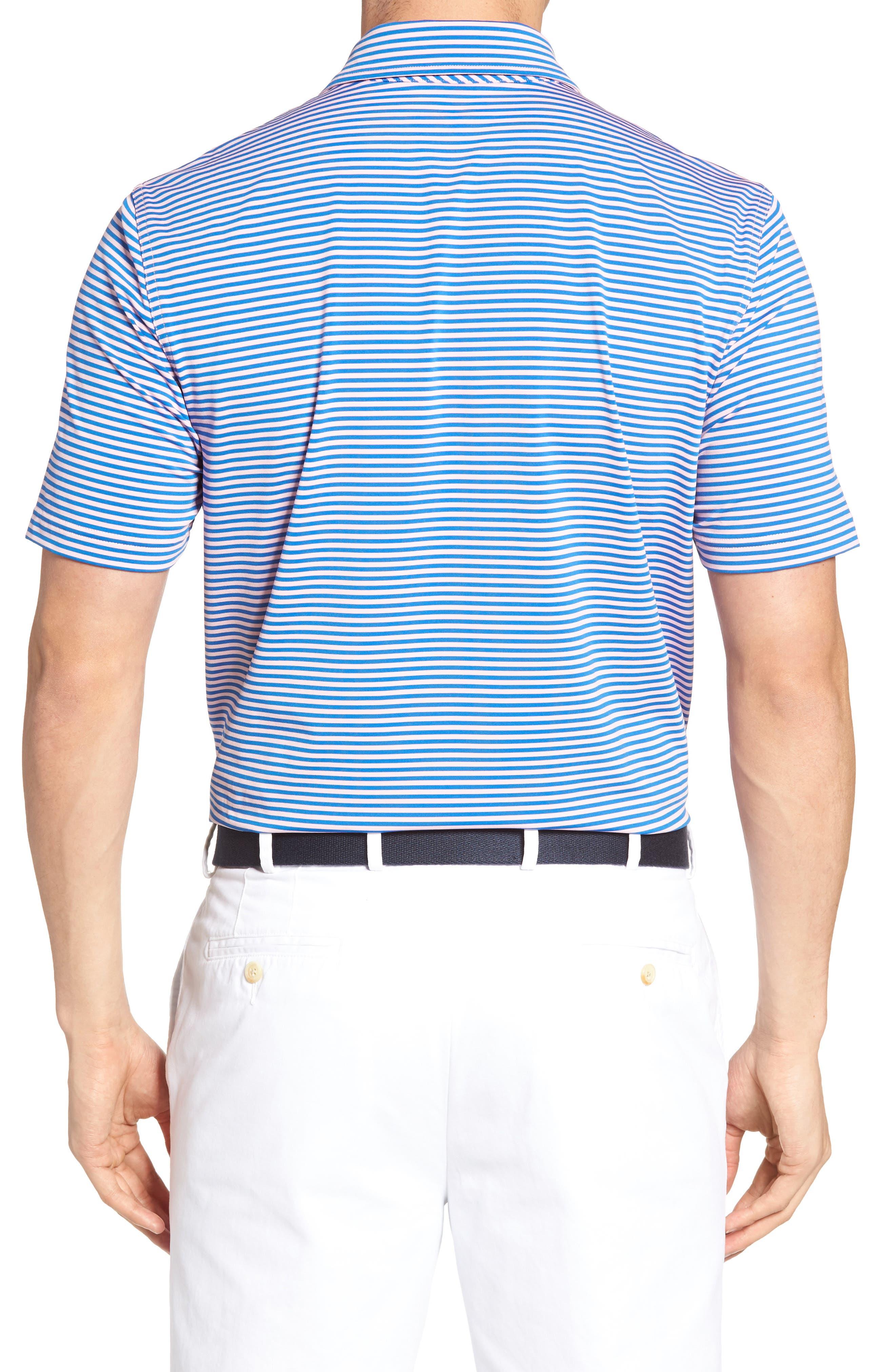 Kennedy Stripe Golf Polo,                             Alternate thumbnail 35, color,