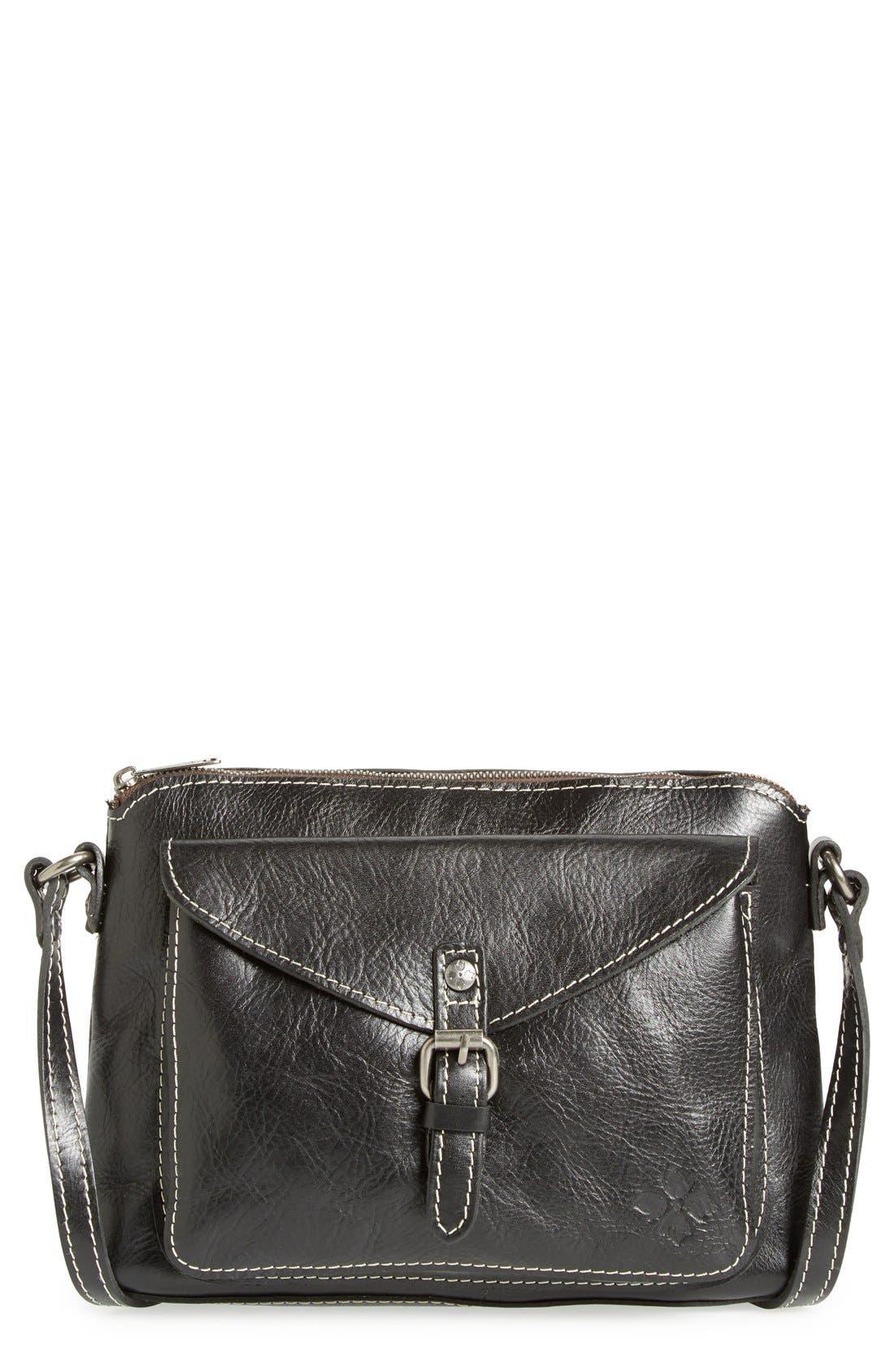 'Avellino' Crossbody Bag,                             Main thumbnail 1, color,                             001