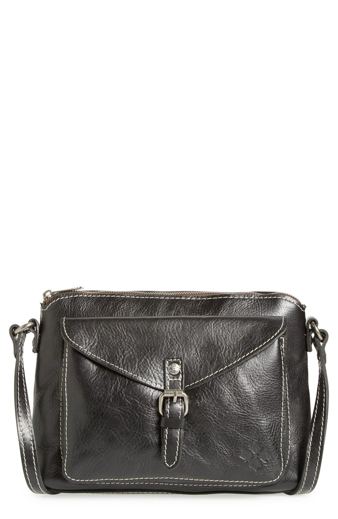 'Avellino' Crossbody Bag, Main, color, 001