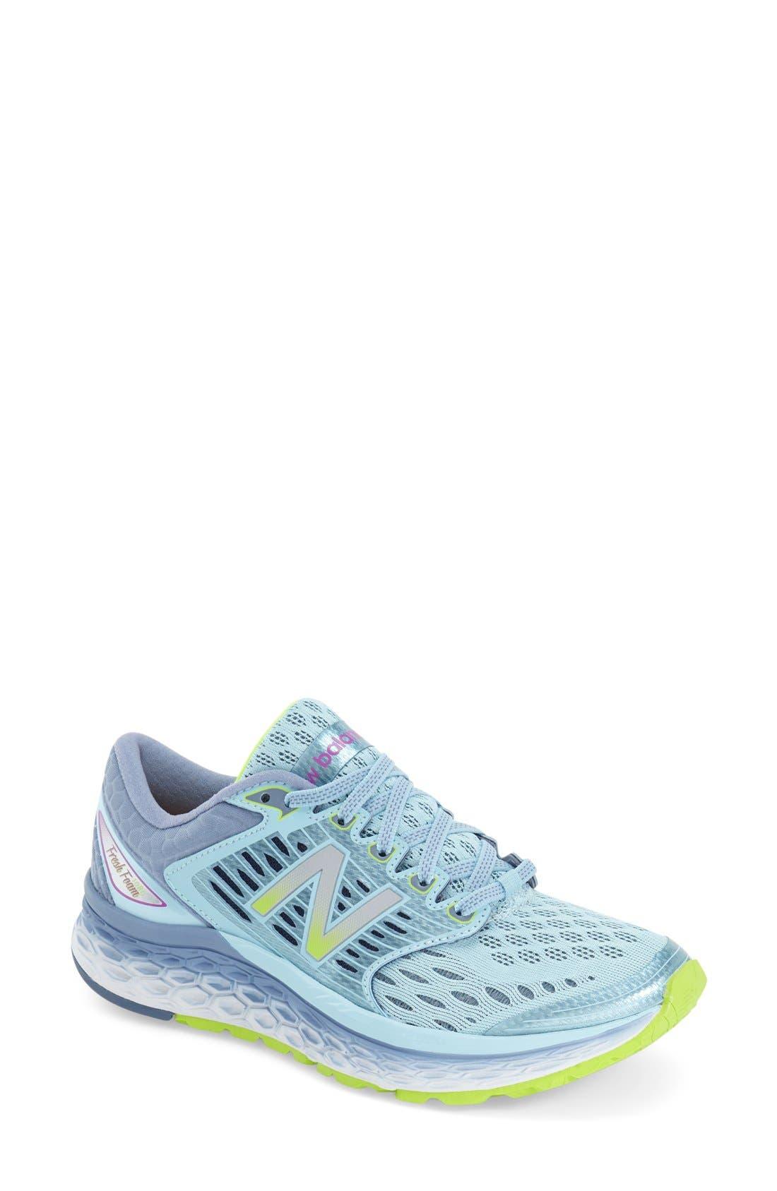 '1080 - Fresh Foam' Running Shoe,                             Main thumbnail 3, color,