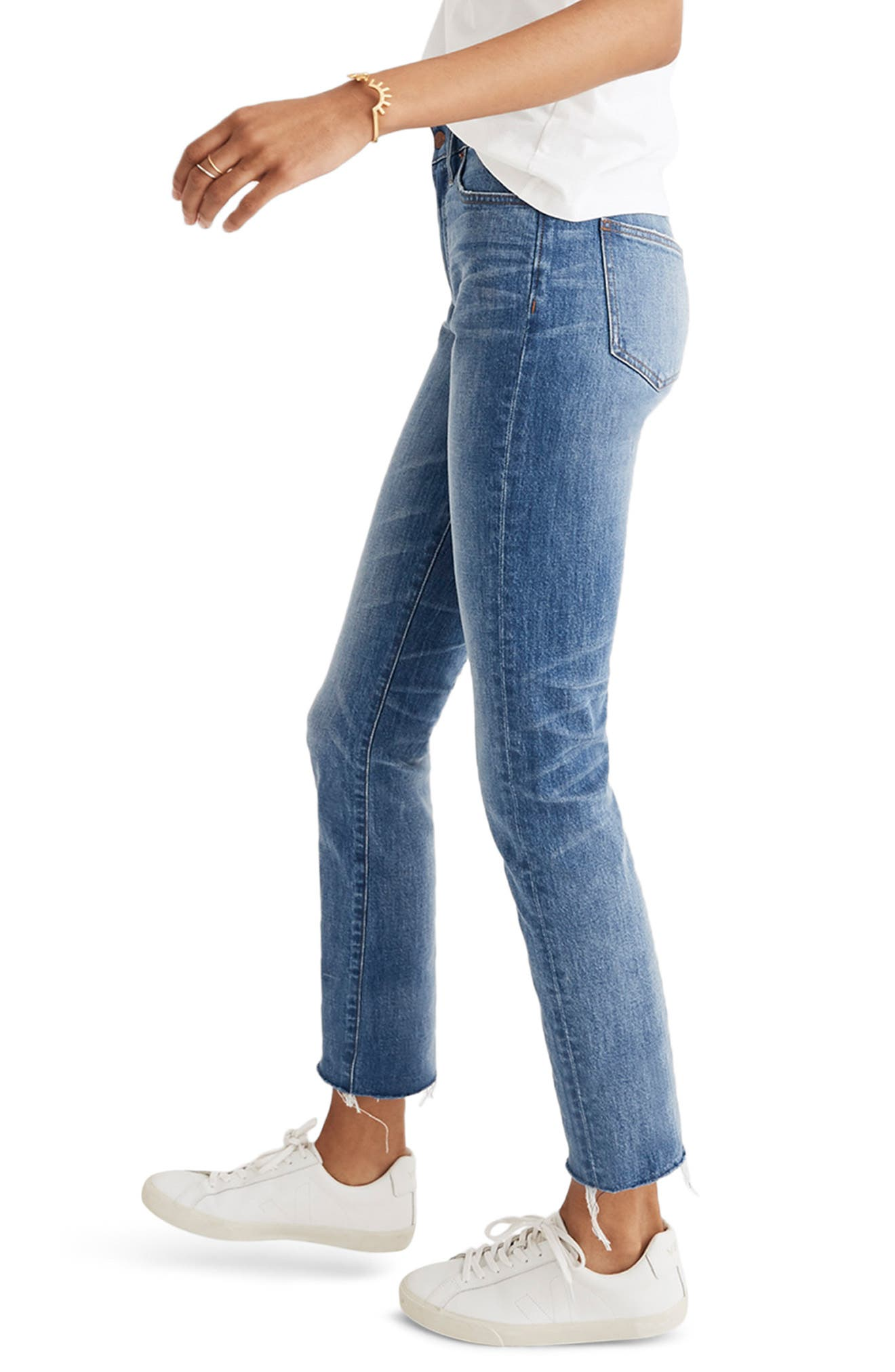 The Perfect Vintage High Waist Stretch Jeans,                             Alternate thumbnail 2, color,                             400