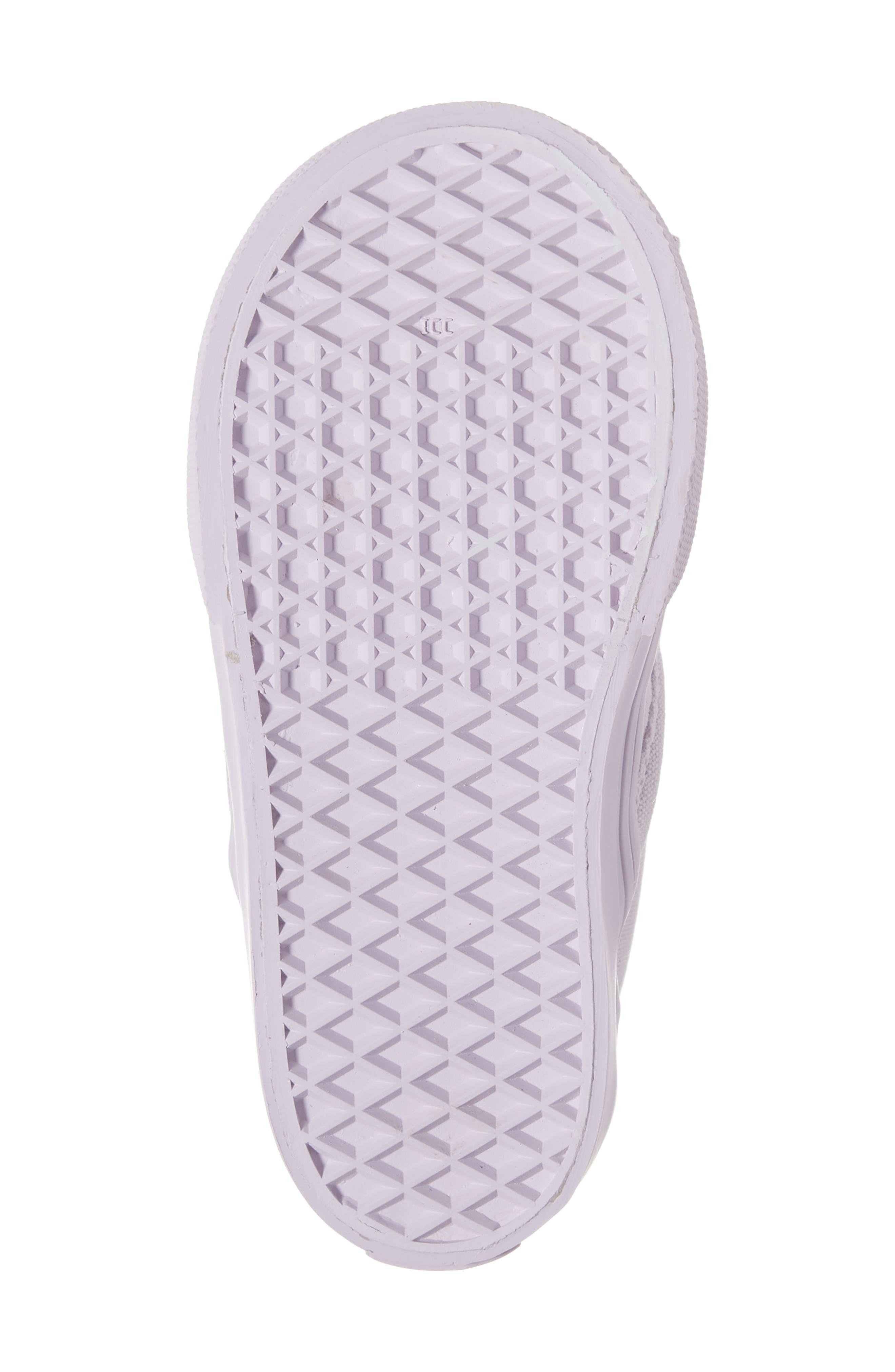 Ruffle Classic Slip-On Sneaker,                             Alternate thumbnail 6, color,                             530