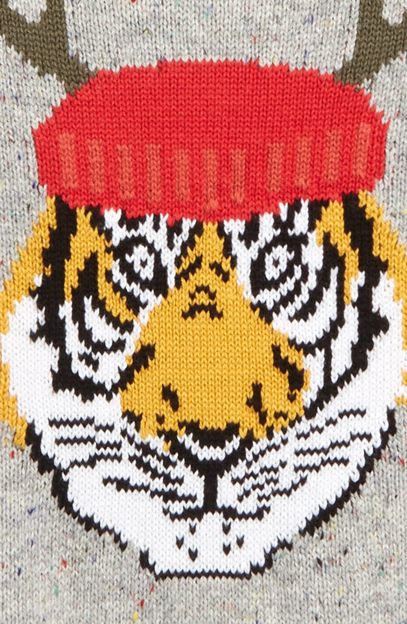 Intarsia Knit Sweater,                             Alternate thumbnail 2, color,                             050