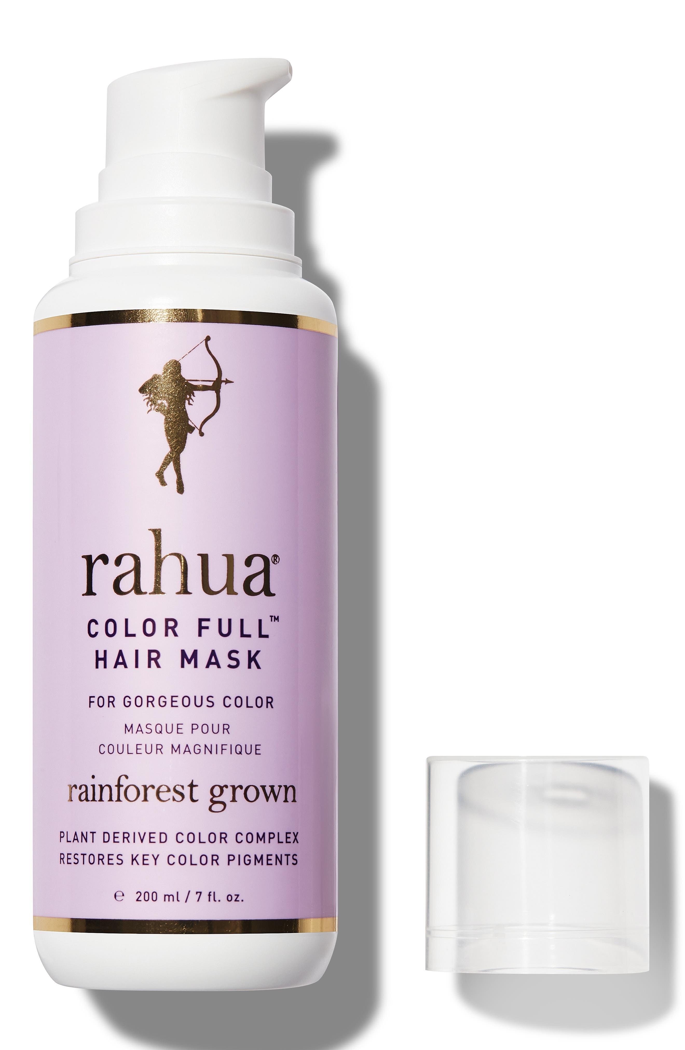 RAHUA<SUP>®</SUP>,                             SPACE.NK.apothecary rahua<sup>®</sup> Color Full<sup>™</sup> Hair Mask,                             Main thumbnail 1, color,                             NO COLOR