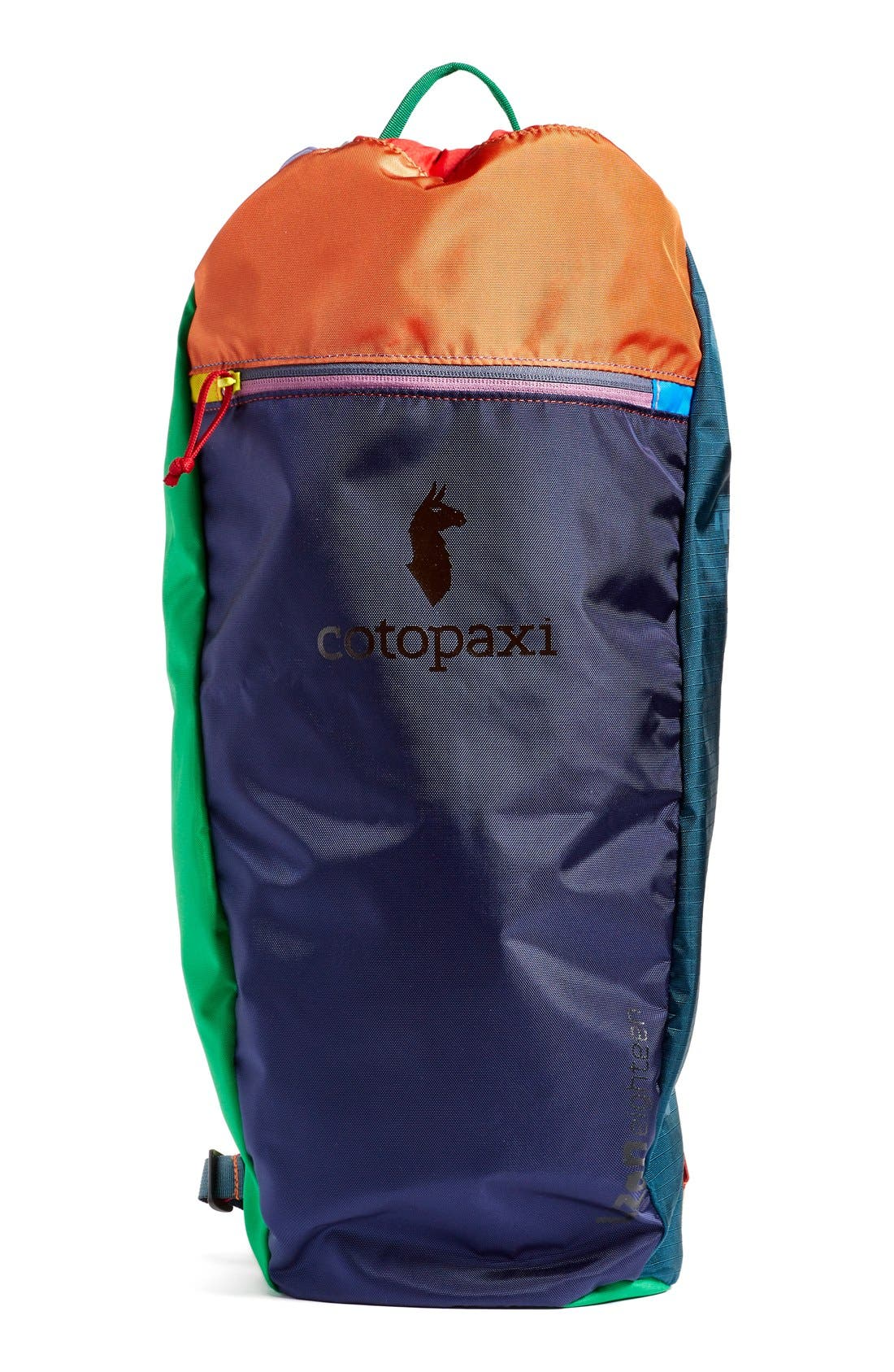 Luzon Del Dia One of a Kind Ripstop Nylon Daypack,                             Alternate thumbnail 4, color,