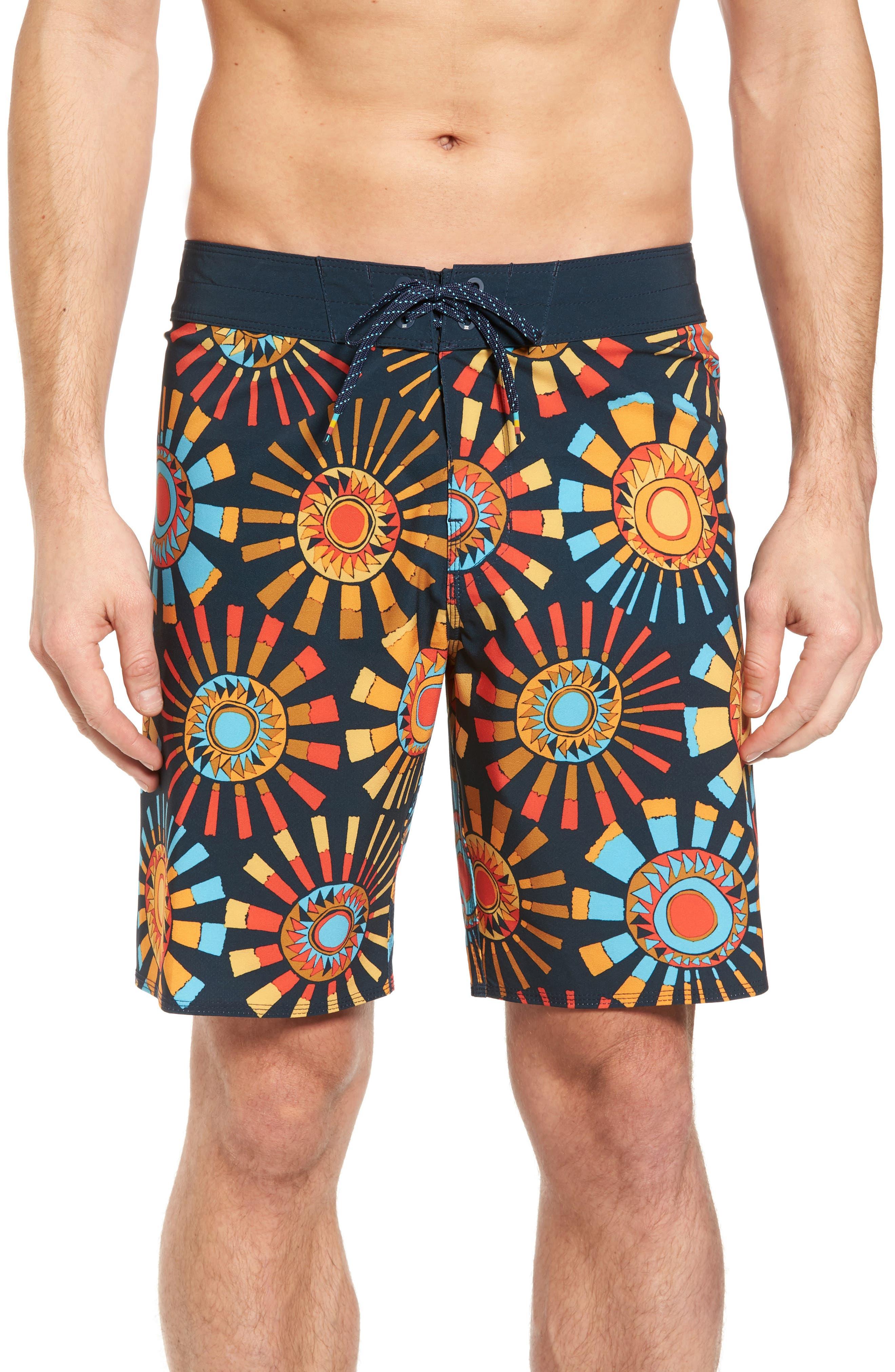 Sundays Airlite Board Shorts,                             Main thumbnail 8, color,