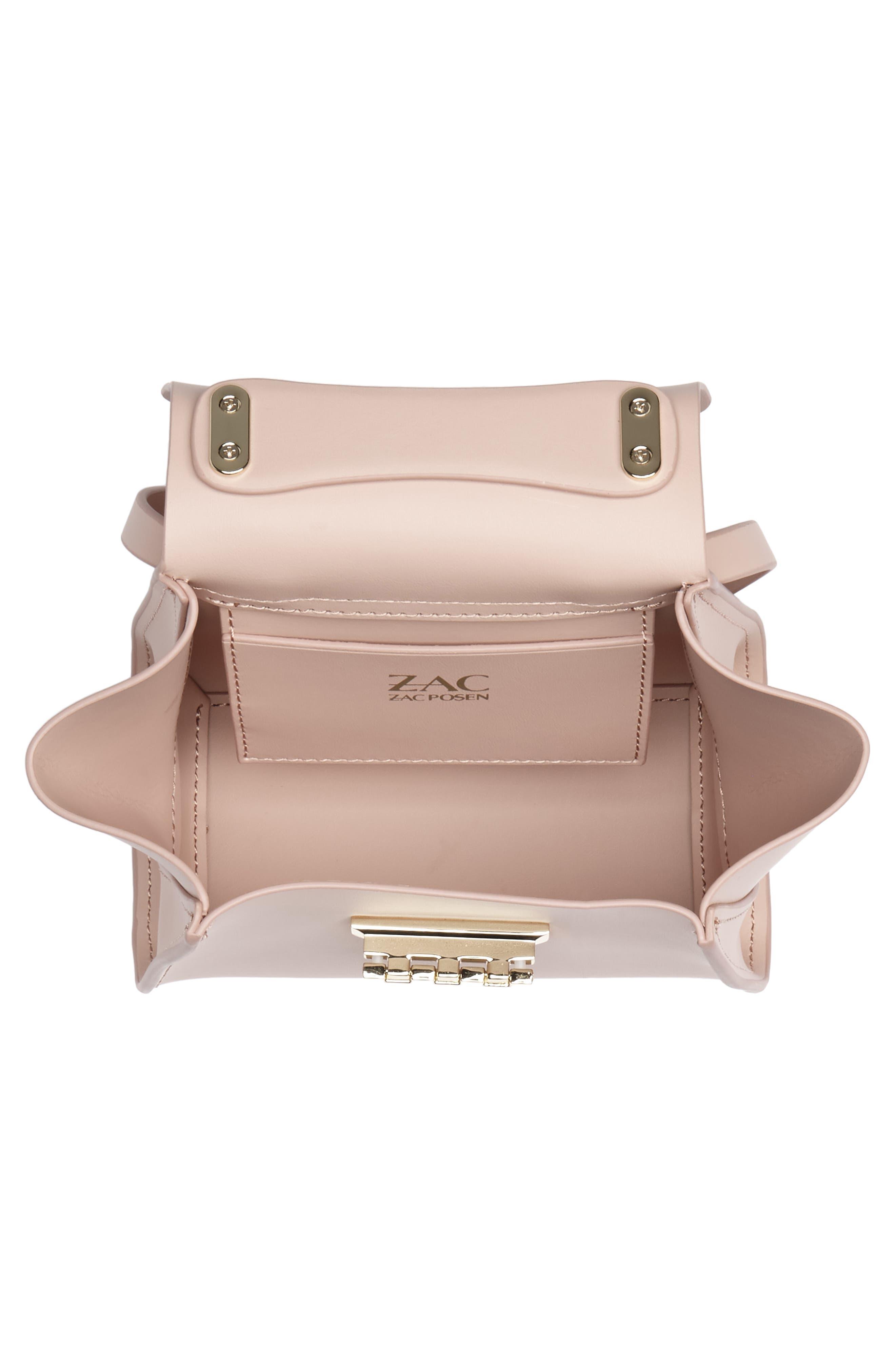 Eartha Iconic Mini Top Handle Belt Bag,                             Alternate thumbnail 4, color,                             650
