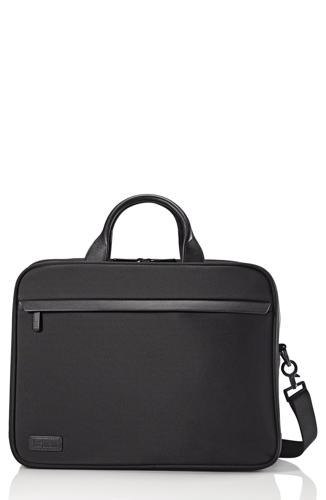 'Minimalist' Briefcase, Main, color, 001