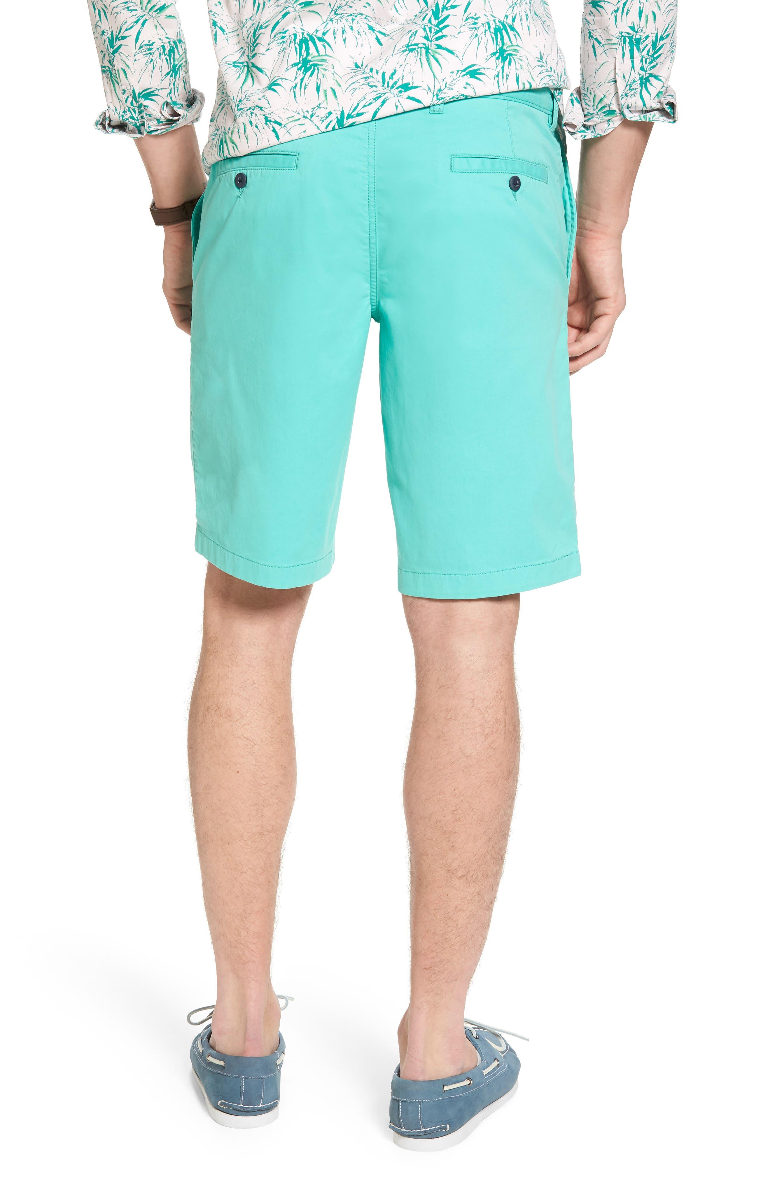 Ballard Slim Fit Stretch Chino 11-Inch Shorts,                             Alternate thumbnail 25, color,