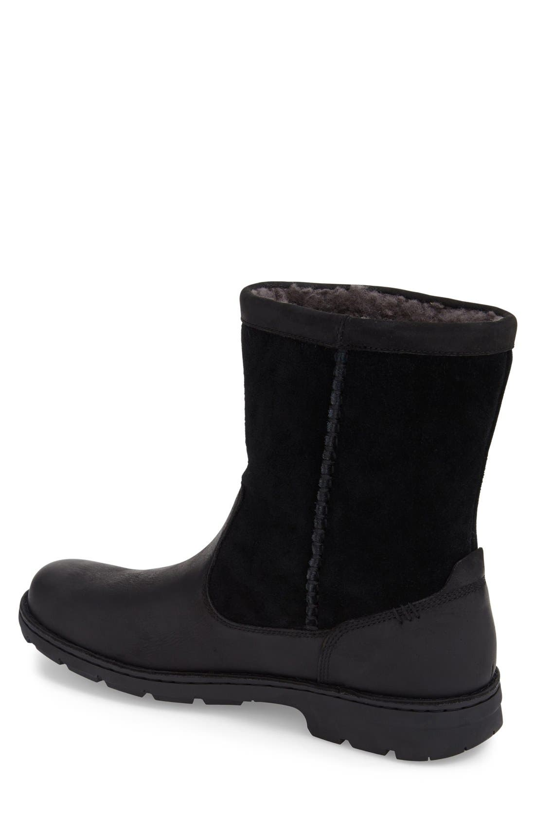 UGG<SUP>®</SUP>,                             Foerster Pull-On Boot,                             Alternate thumbnail 2, color,                             001