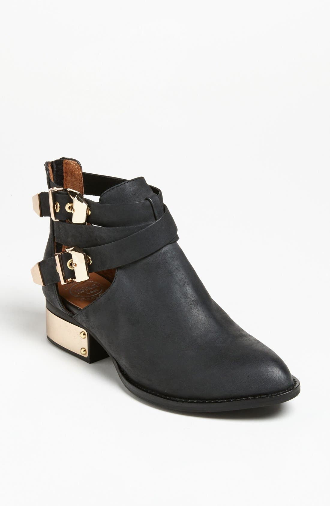 JEFFREY CAMPBELL,                             'Everly' Bootie,                             Main thumbnail 1, color,                             002