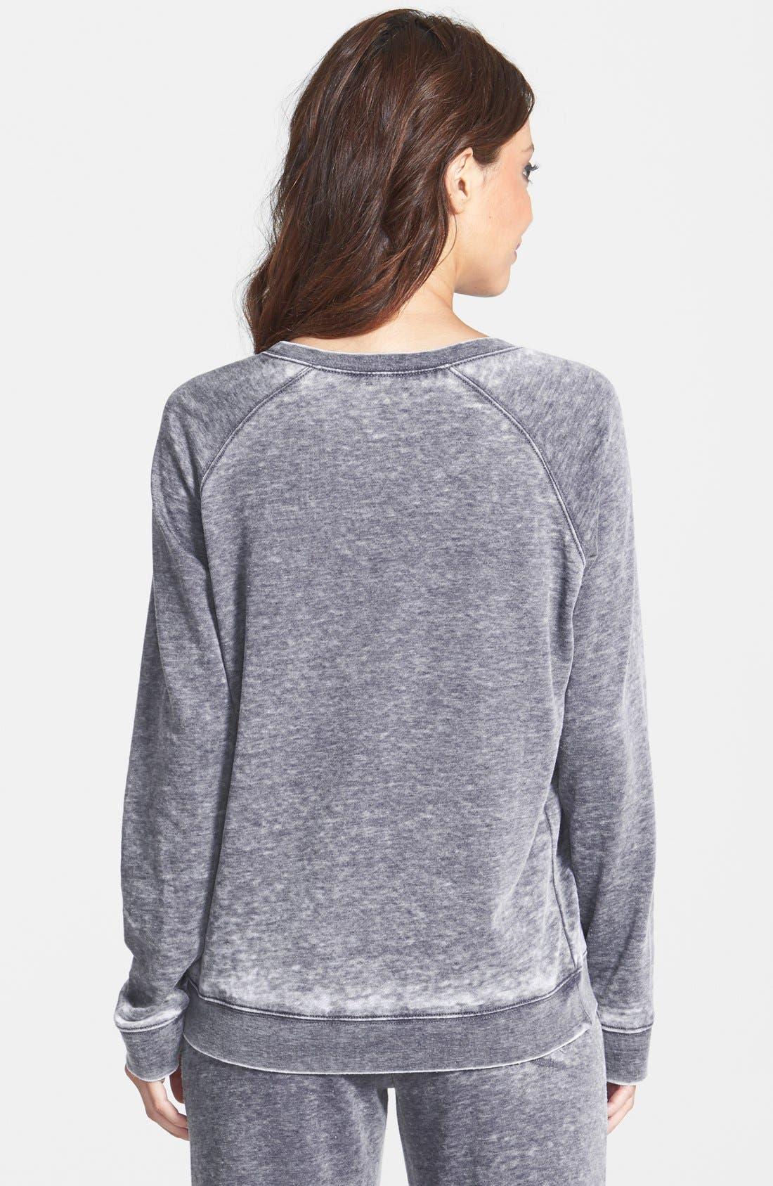 Burnout Lounge Sweatshirt,                             Alternate thumbnail 76, color,