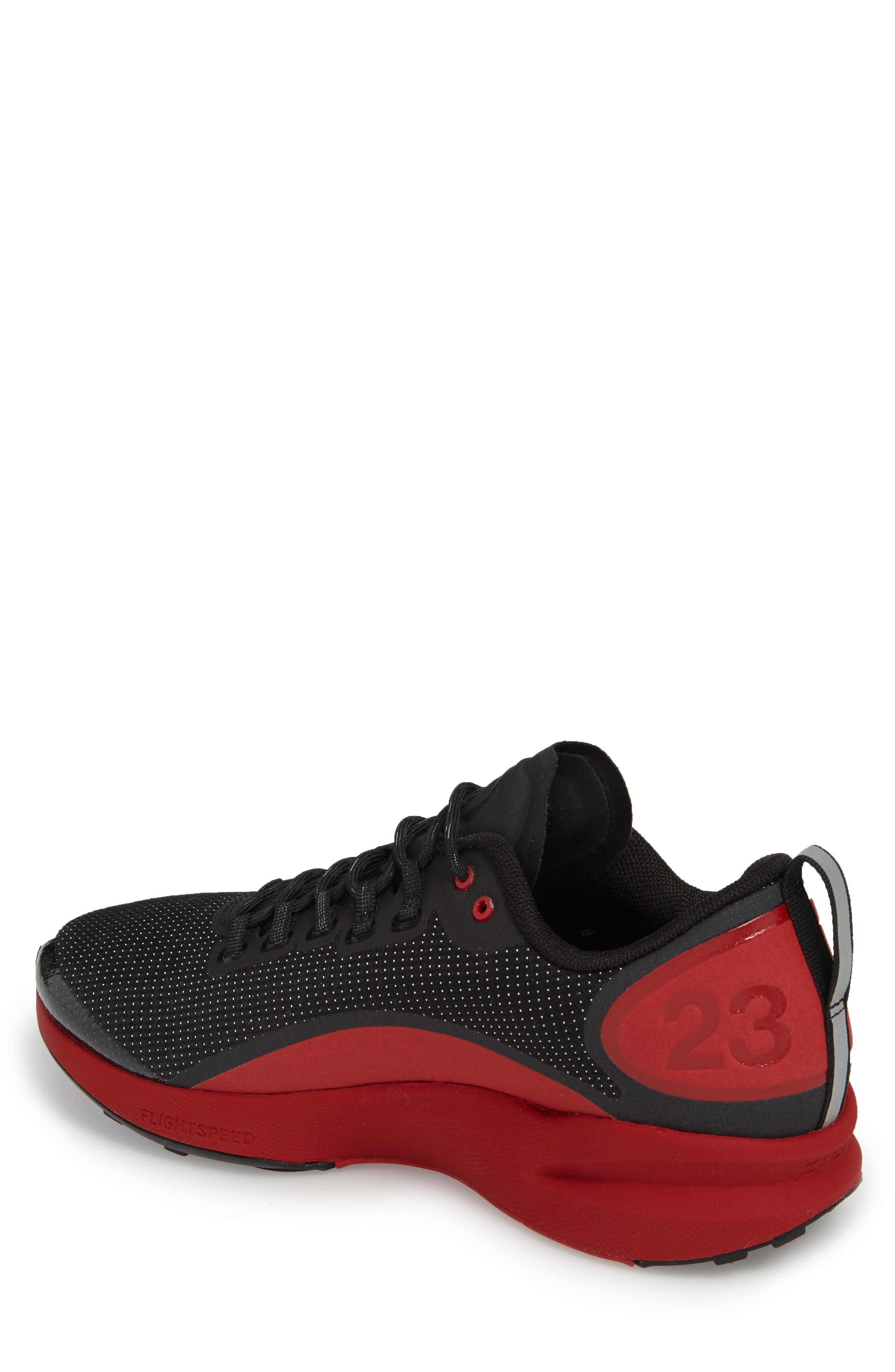 Jordan Zoom Tenacity Running Shoe,                             Alternate thumbnail 2, color,                             001