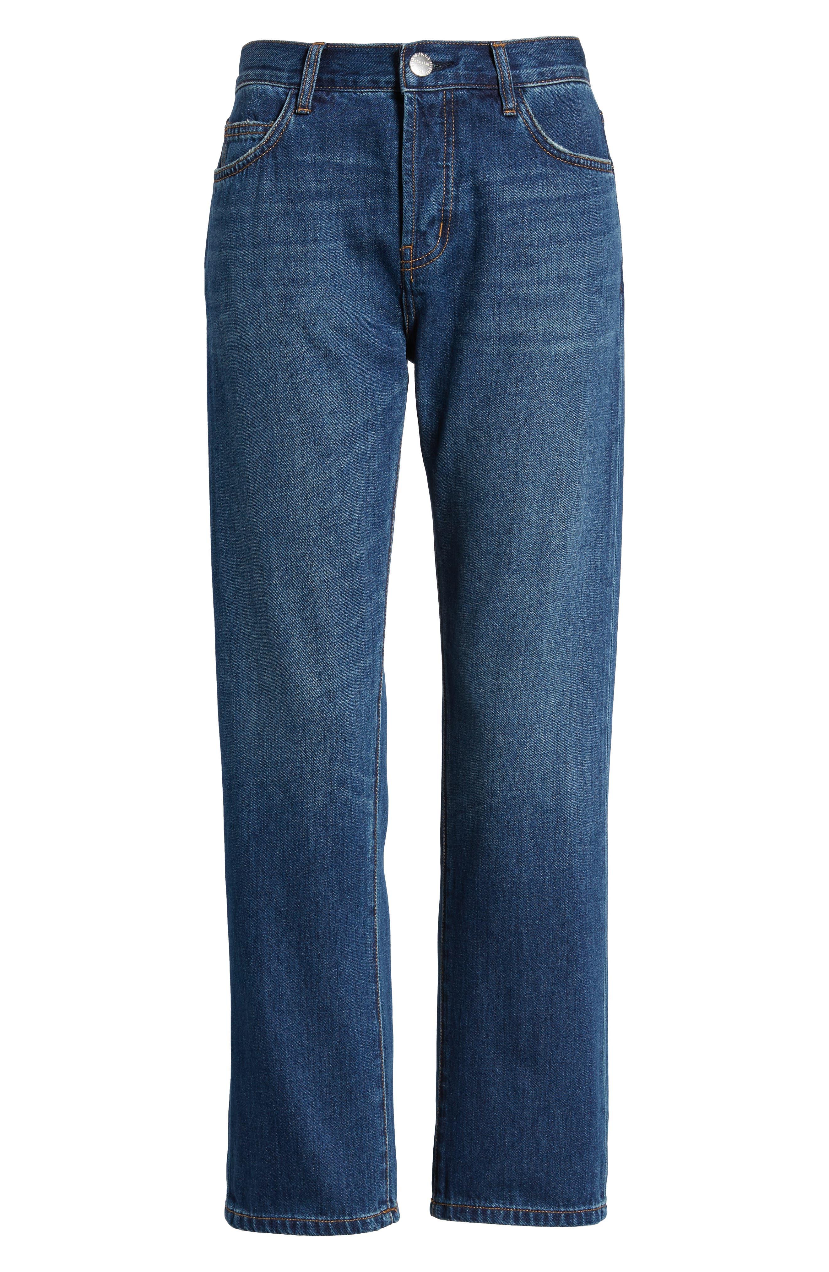 The Original Straight Leg Jeans,                             Alternate thumbnail 7, color,                             472