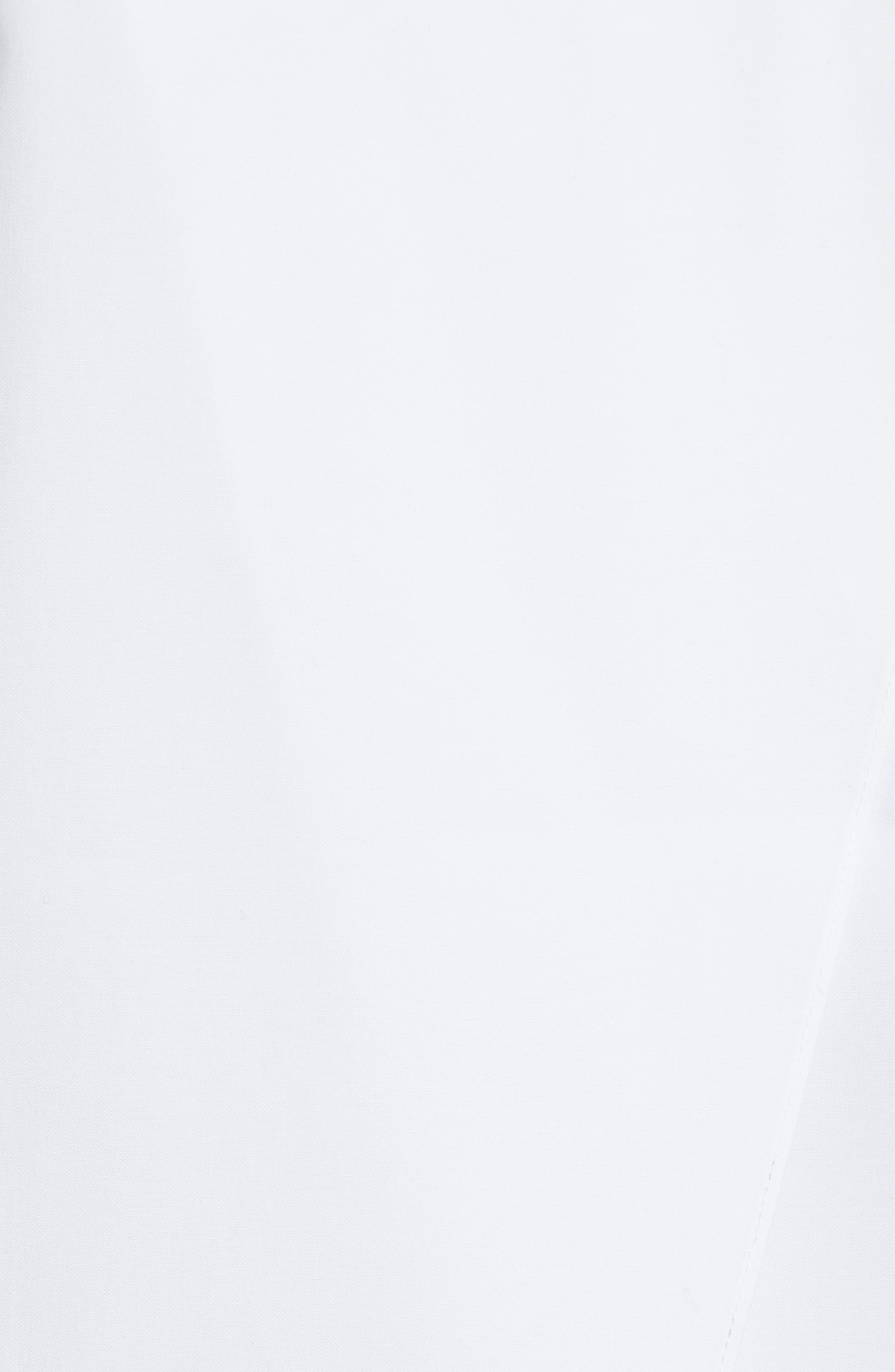 Veryien Ruffle Trim Shirt,                             Alternate thumbnail 5, color,                             110