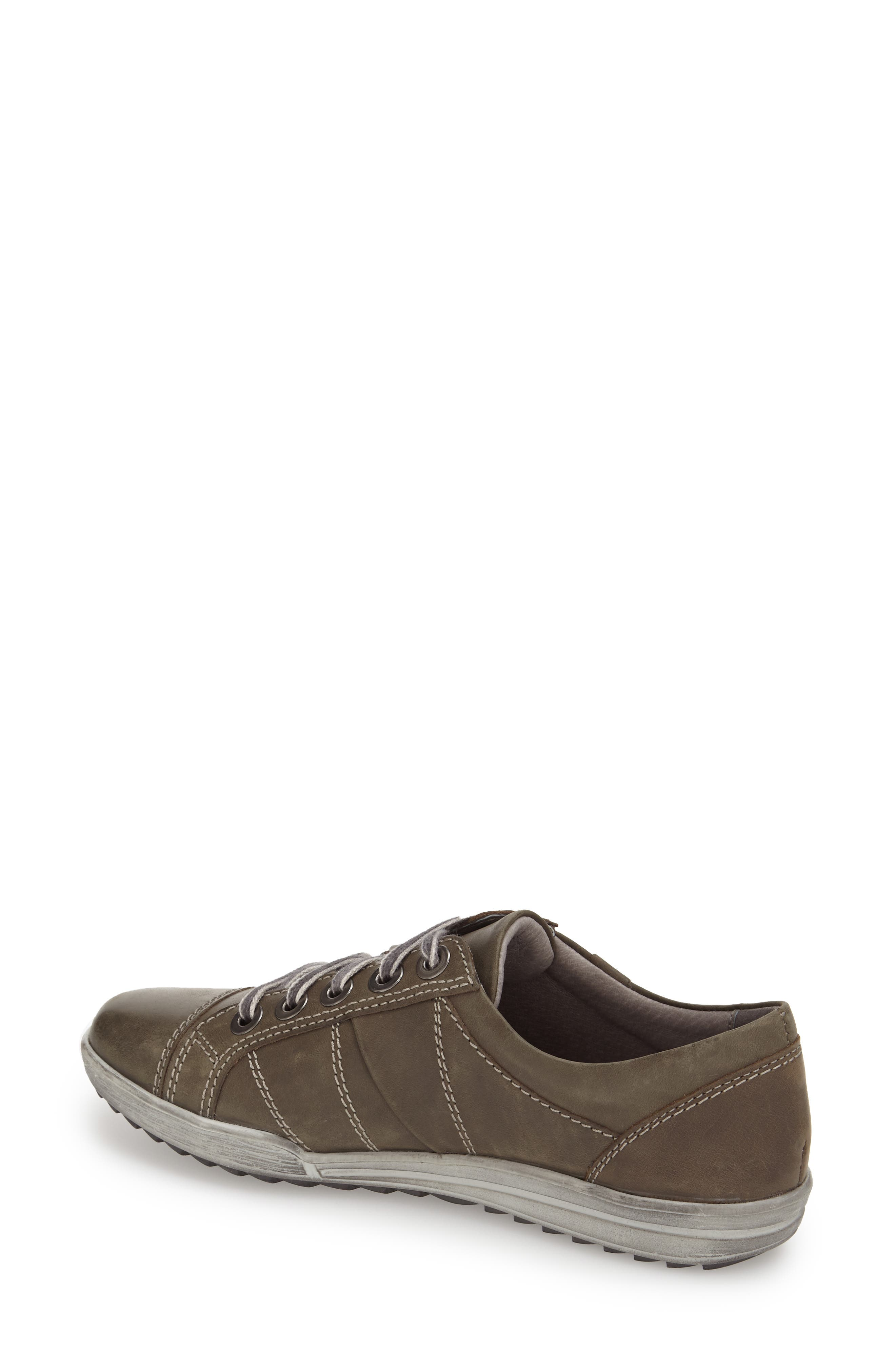 'Dany 05' Leather Sneaker,                             Alternate thumbnail 40, color,