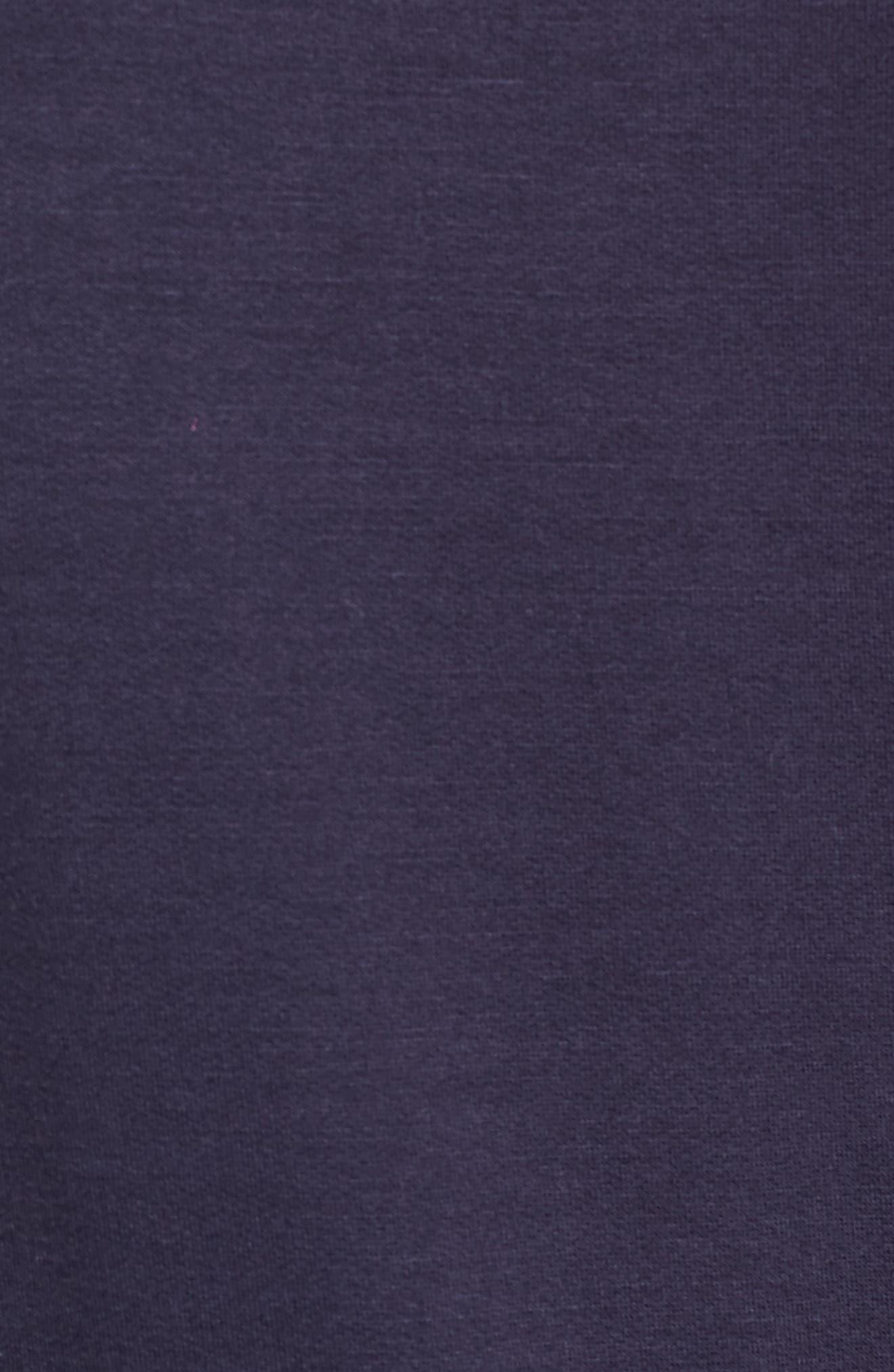 Lace Sleeve Sweatshirt,                             Alternate thumbnail 19, color,