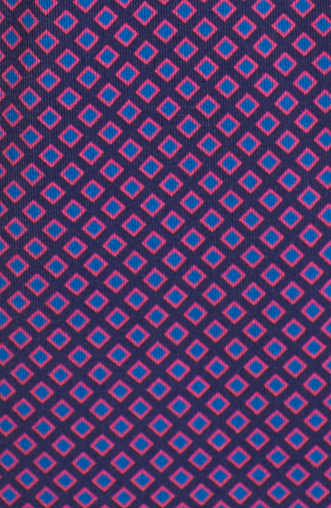 Chaska Print Polo,                             Alternate thumbnail 5, color,                             MALTESE